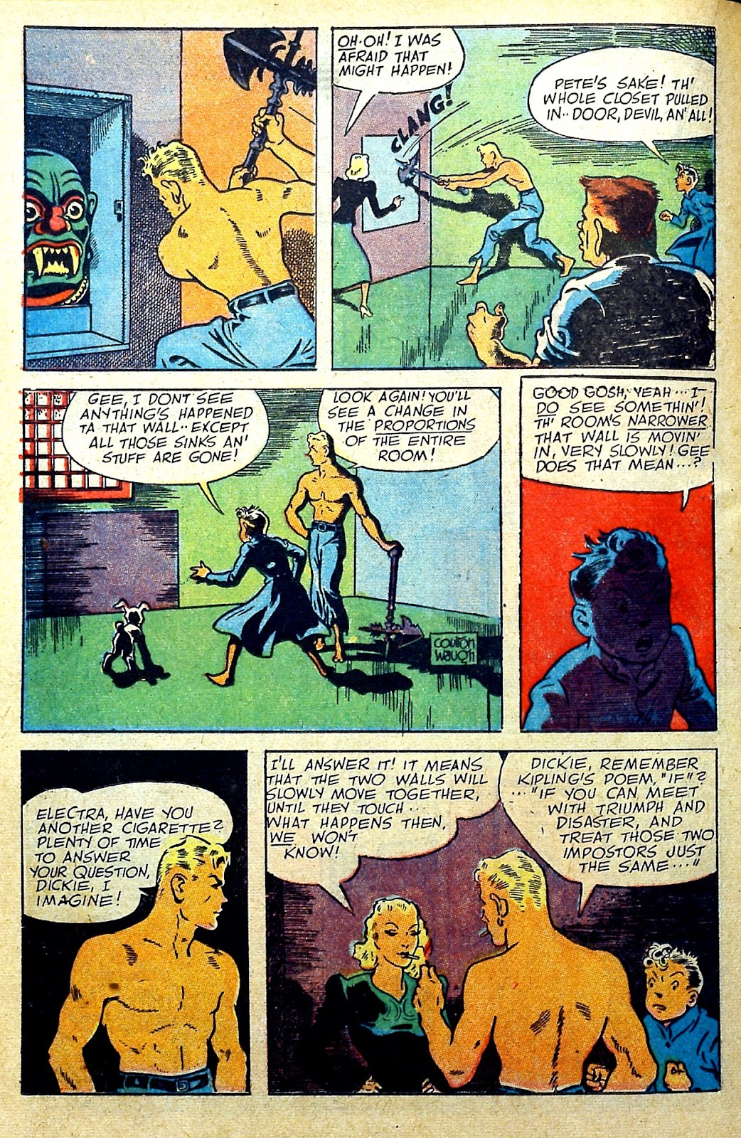 Read online Famous Funnies comic -  Issue #141 - 32
