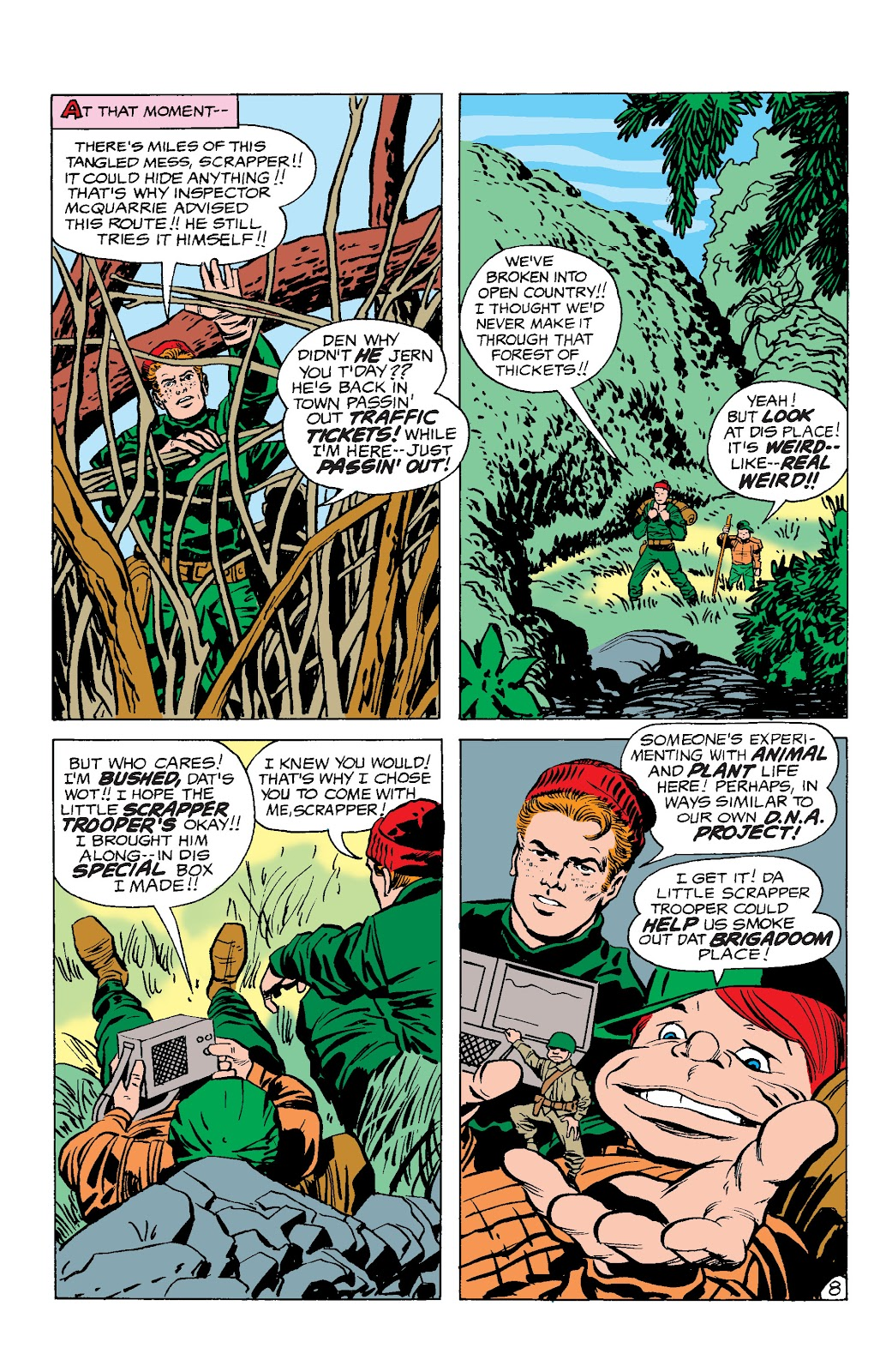 Read online Superman's Pal, Jimmy Olsen by Jack Kirby comic -  Issue # TPB (Part 3) - 70