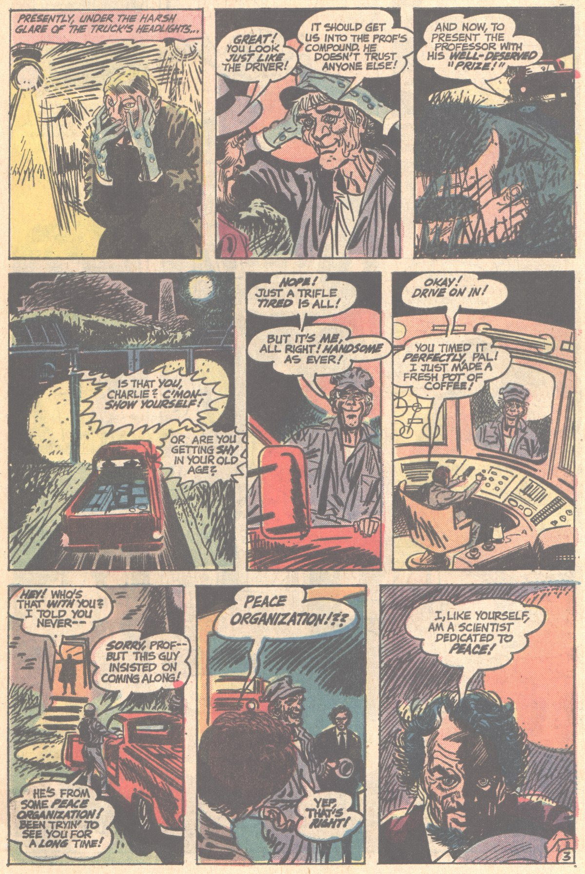 Read online Adventure Comics (1938) comic -  Issue #422 - 5