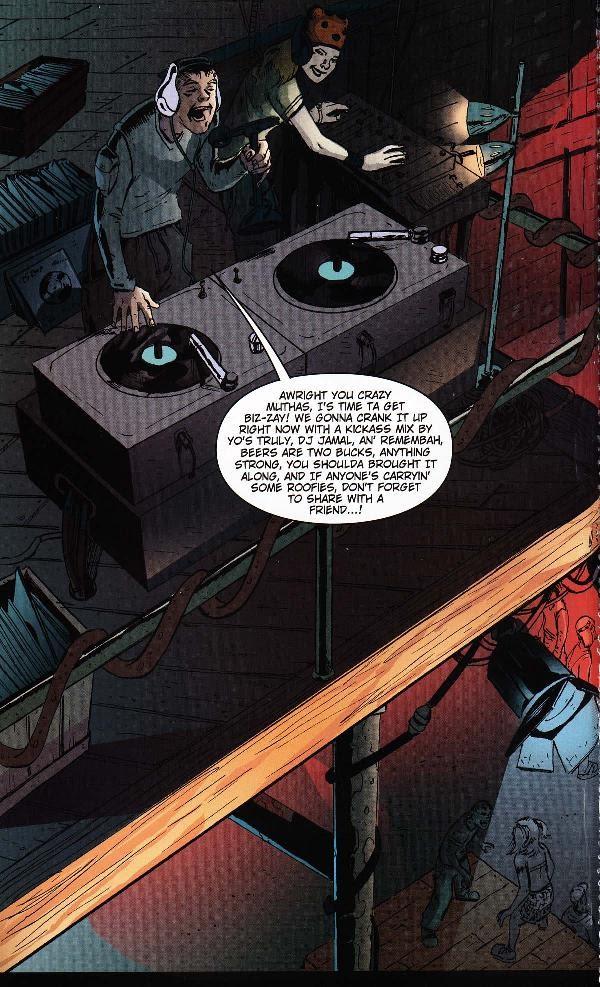 Read online Vampire the Masquerade comic -  Issue # Nosferatu - 6