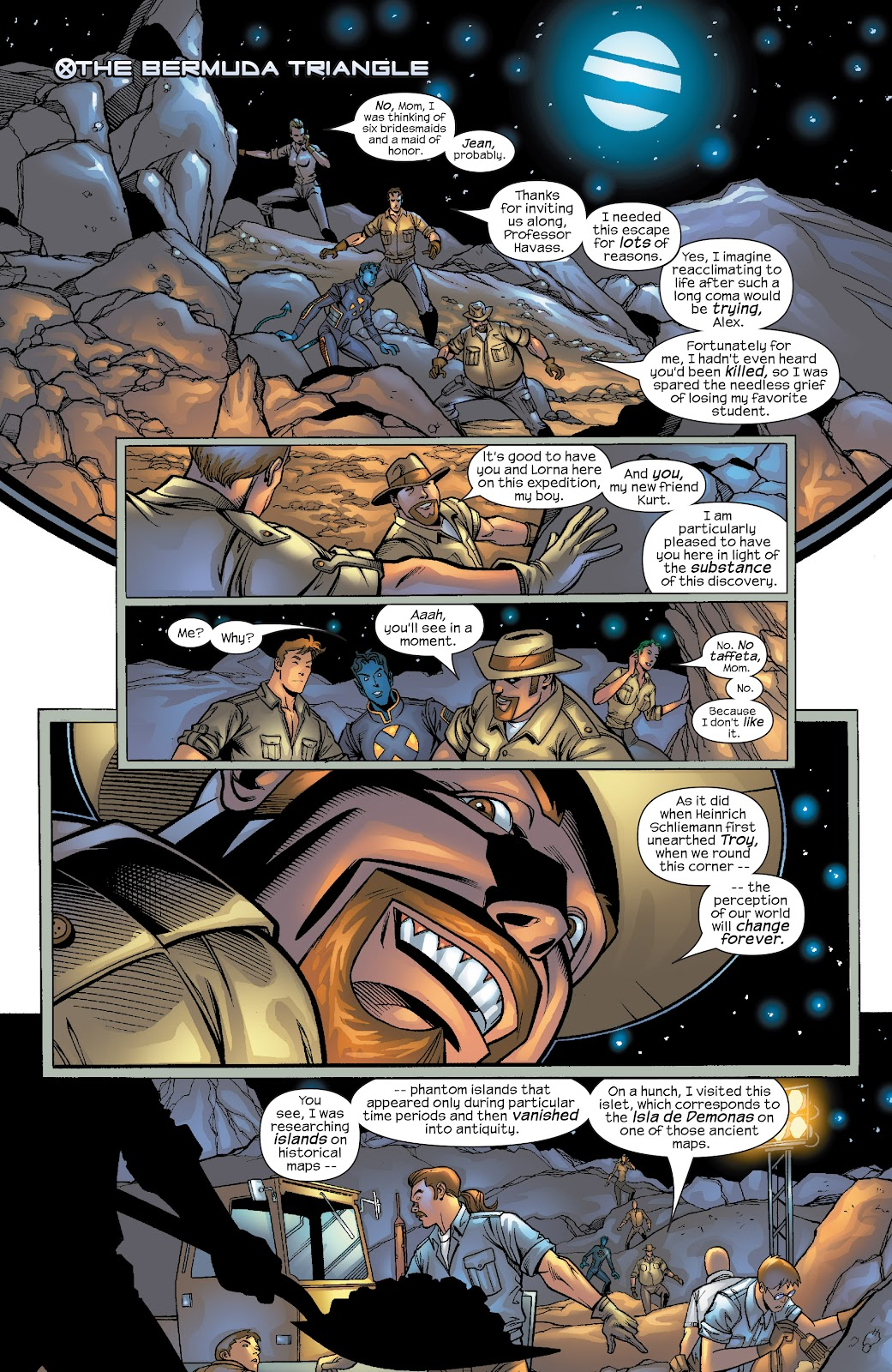 Read online X-Men: Unstoppable comic -  Issue # TPB (Part 4) - 37