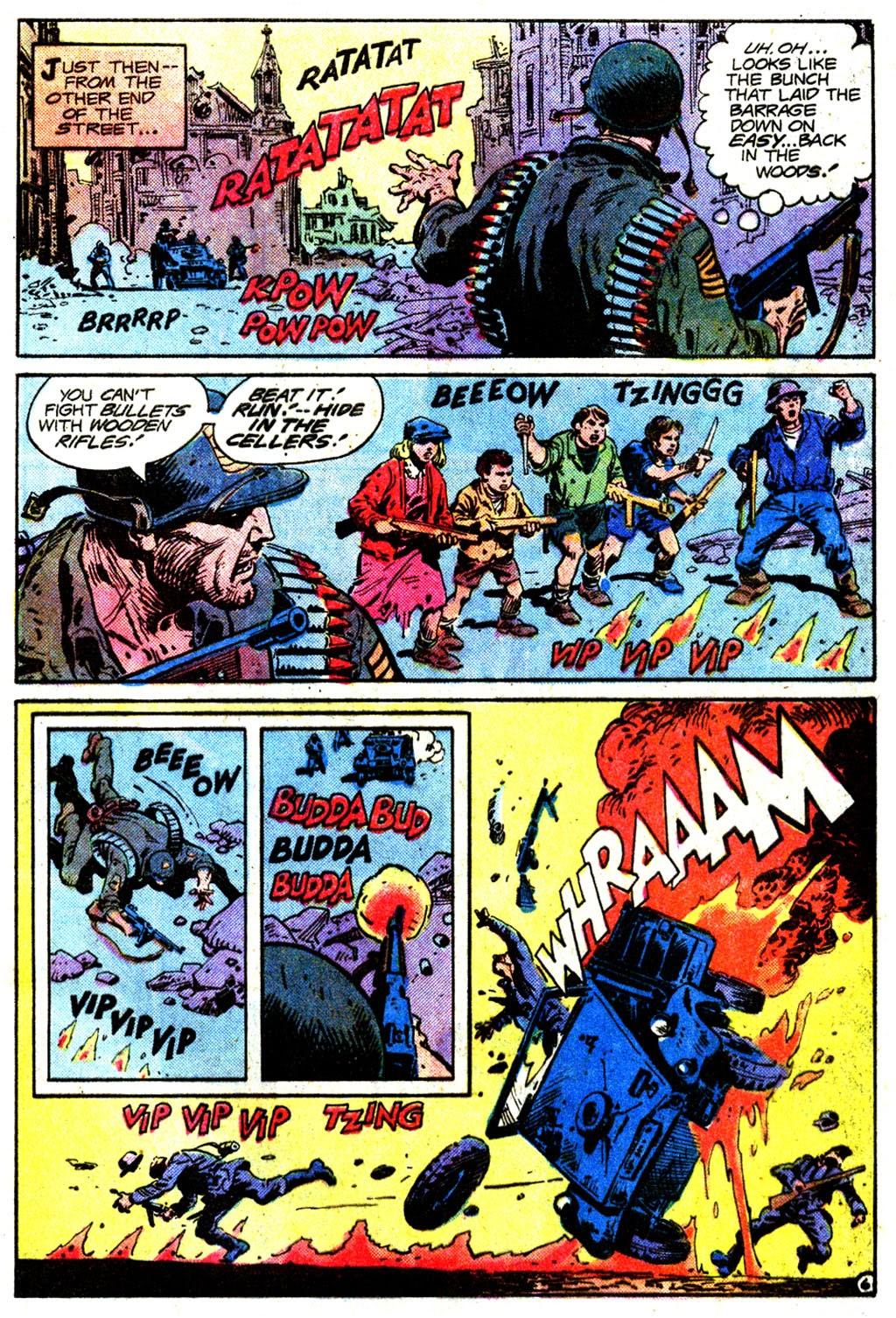 Read online Sgt. Rock comic -  Issue #358 - 6