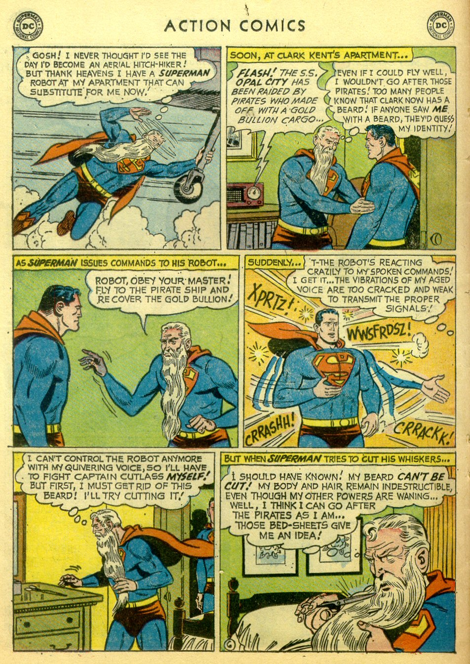 Read online Action Comics (1938) comic -  Issue #251 - 8