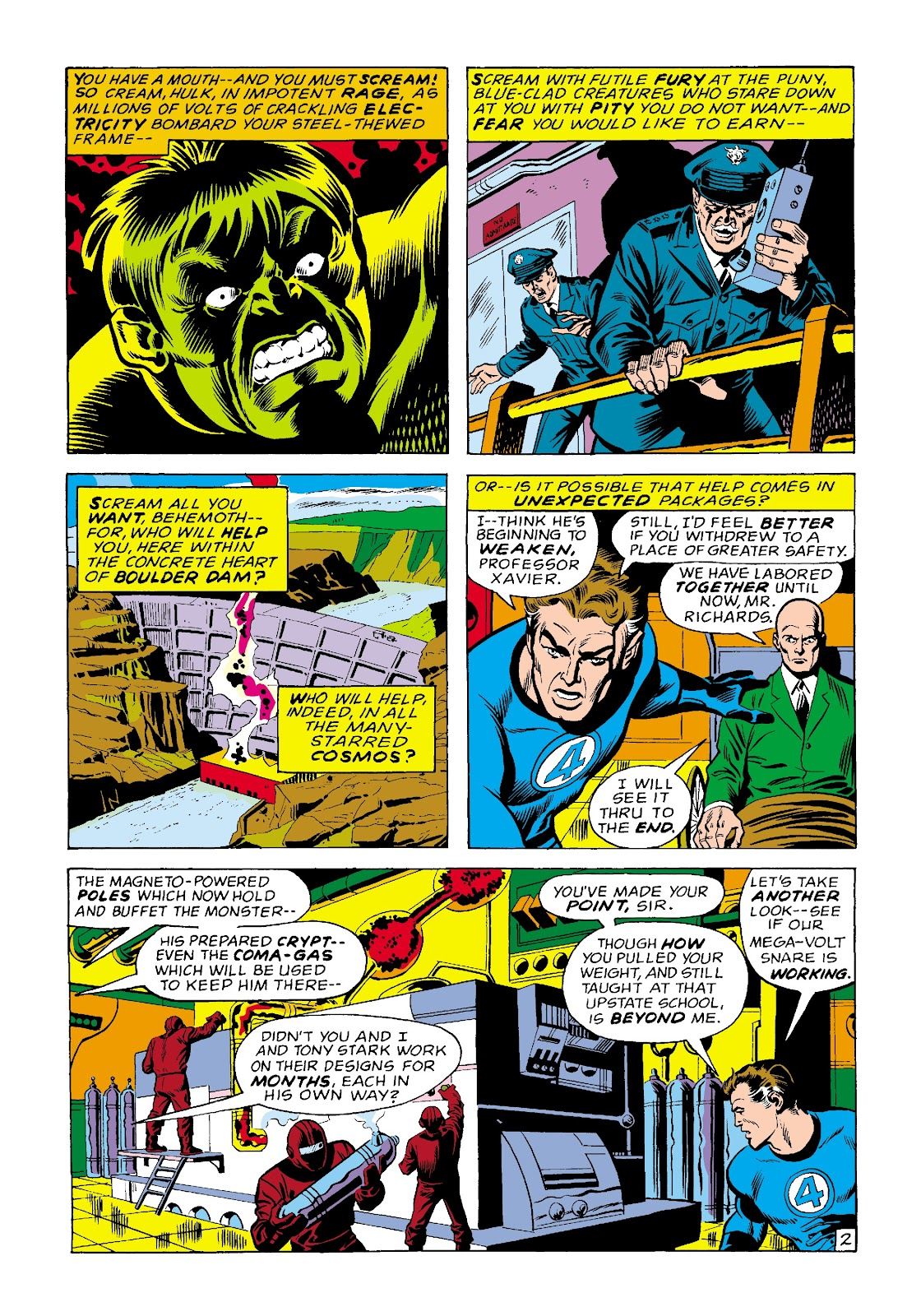 Read online Marvel Masterworks: The Incredible Hulk comic -  Issue # TPB 7 (Part 2) - 9
