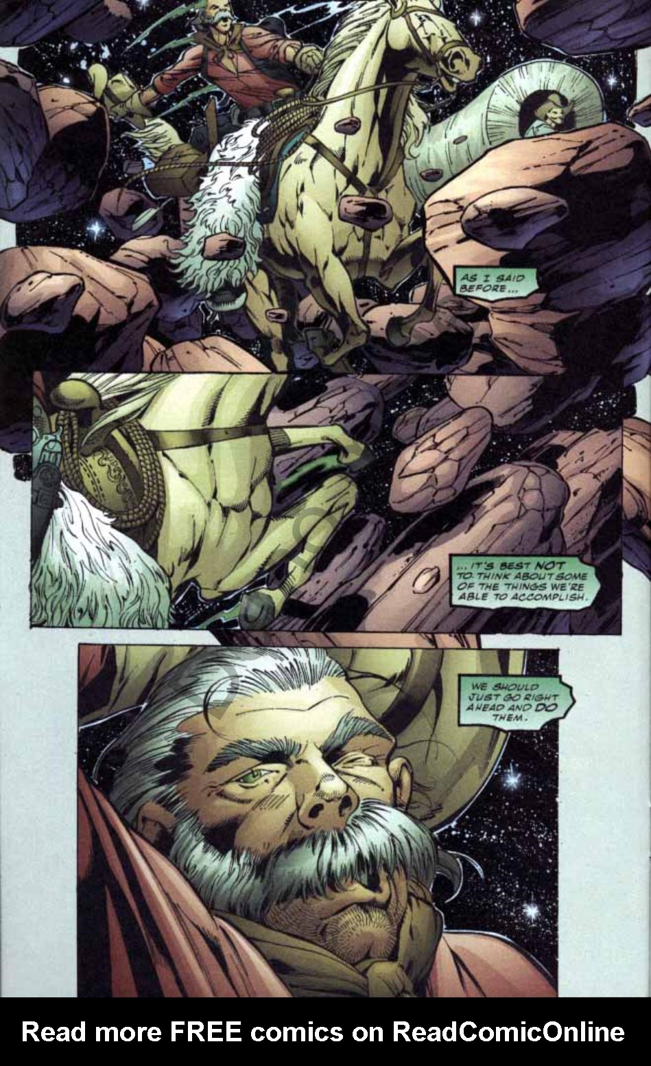 Read online Green Lantern: Our Worlds At War comic -  Issue # Full - 11