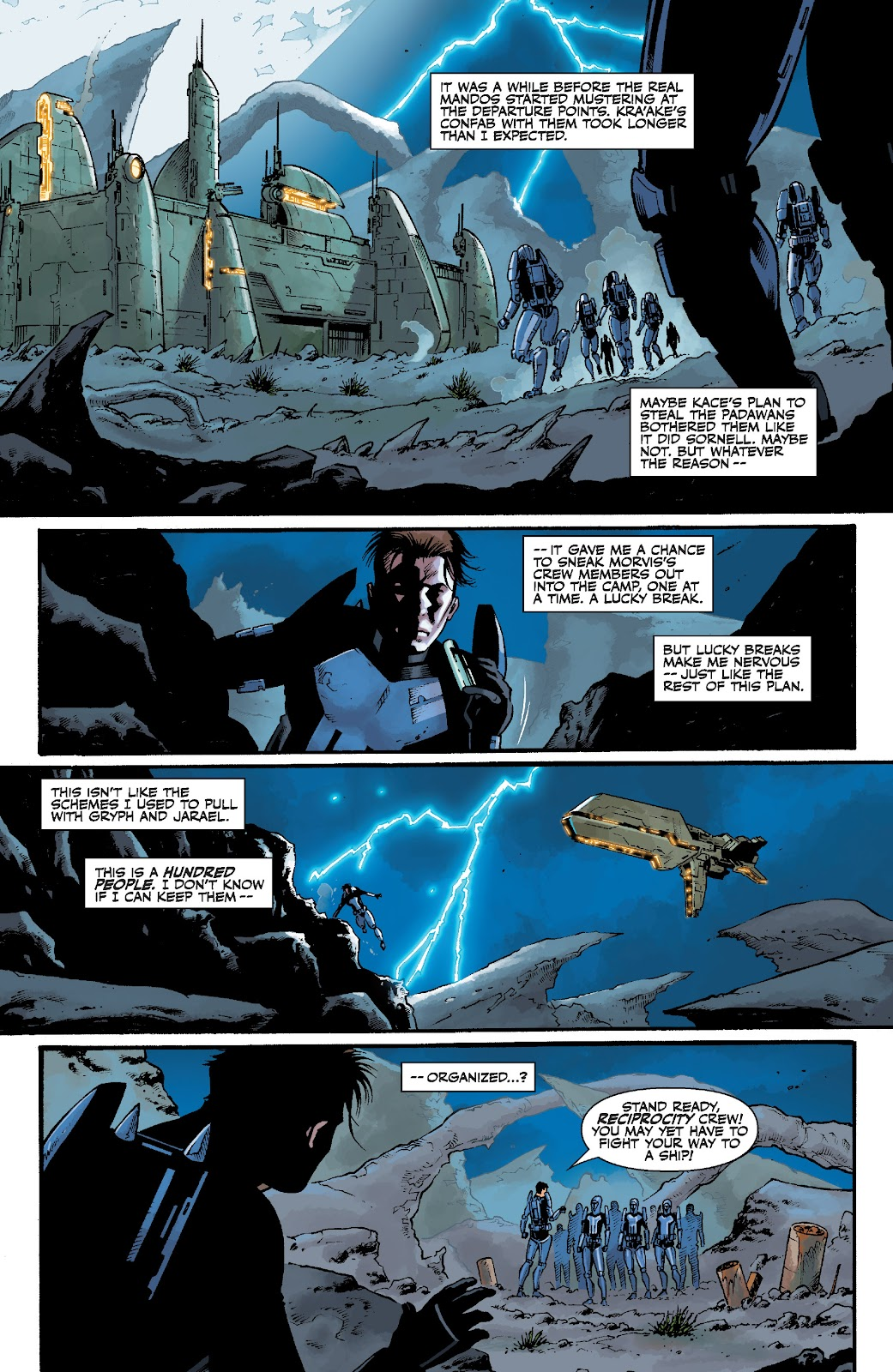 Read online Star Wars Legends: The Old Republic - Epic Collection comic -  Issue # TPB 3 (Part 4) - 80