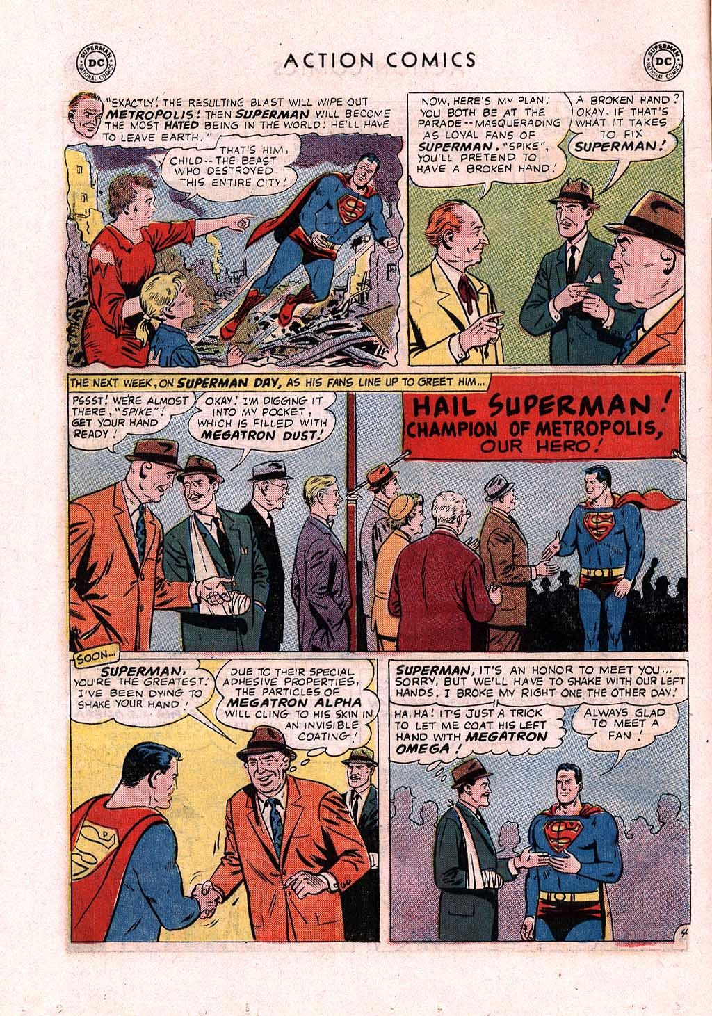 Read online Action Comics (1938) comic -  Issue #328 - 5