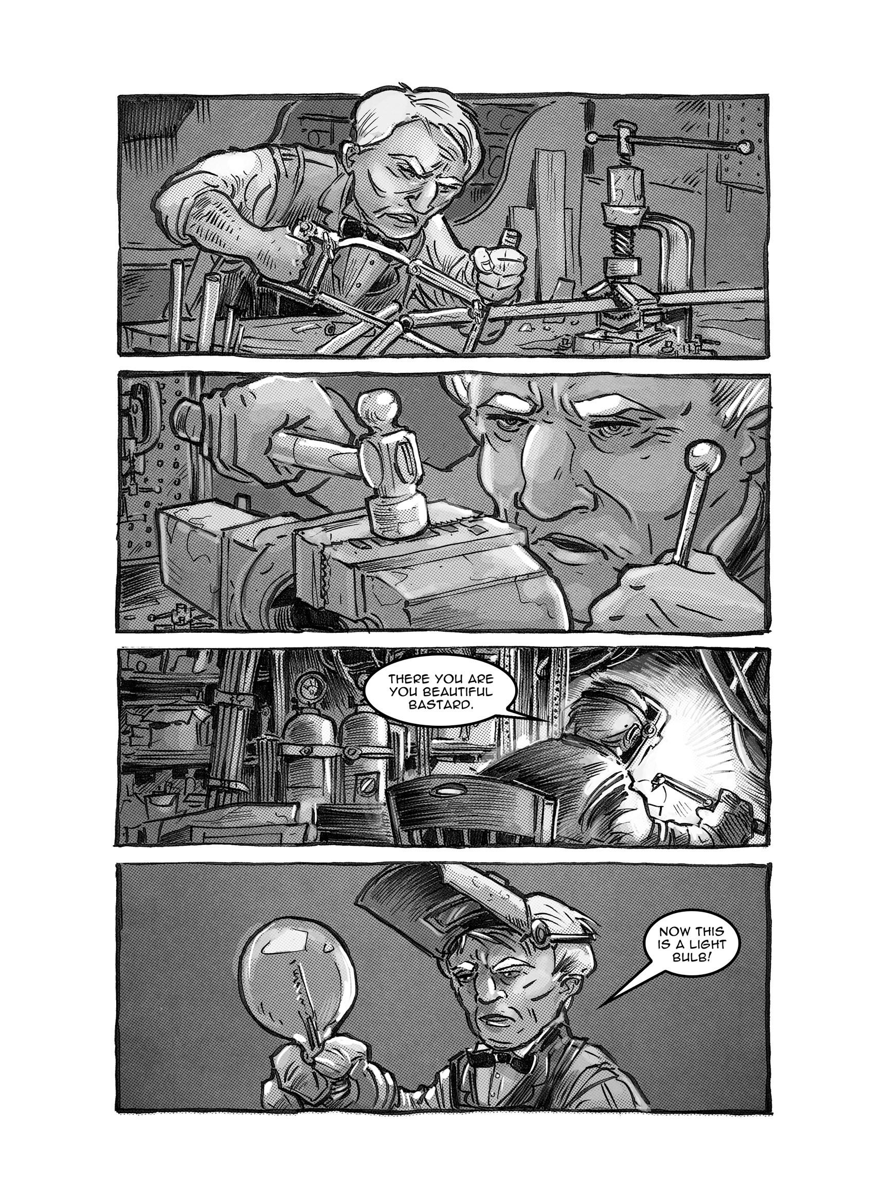 Read online FUBAR comic -  Issue #3 - 181