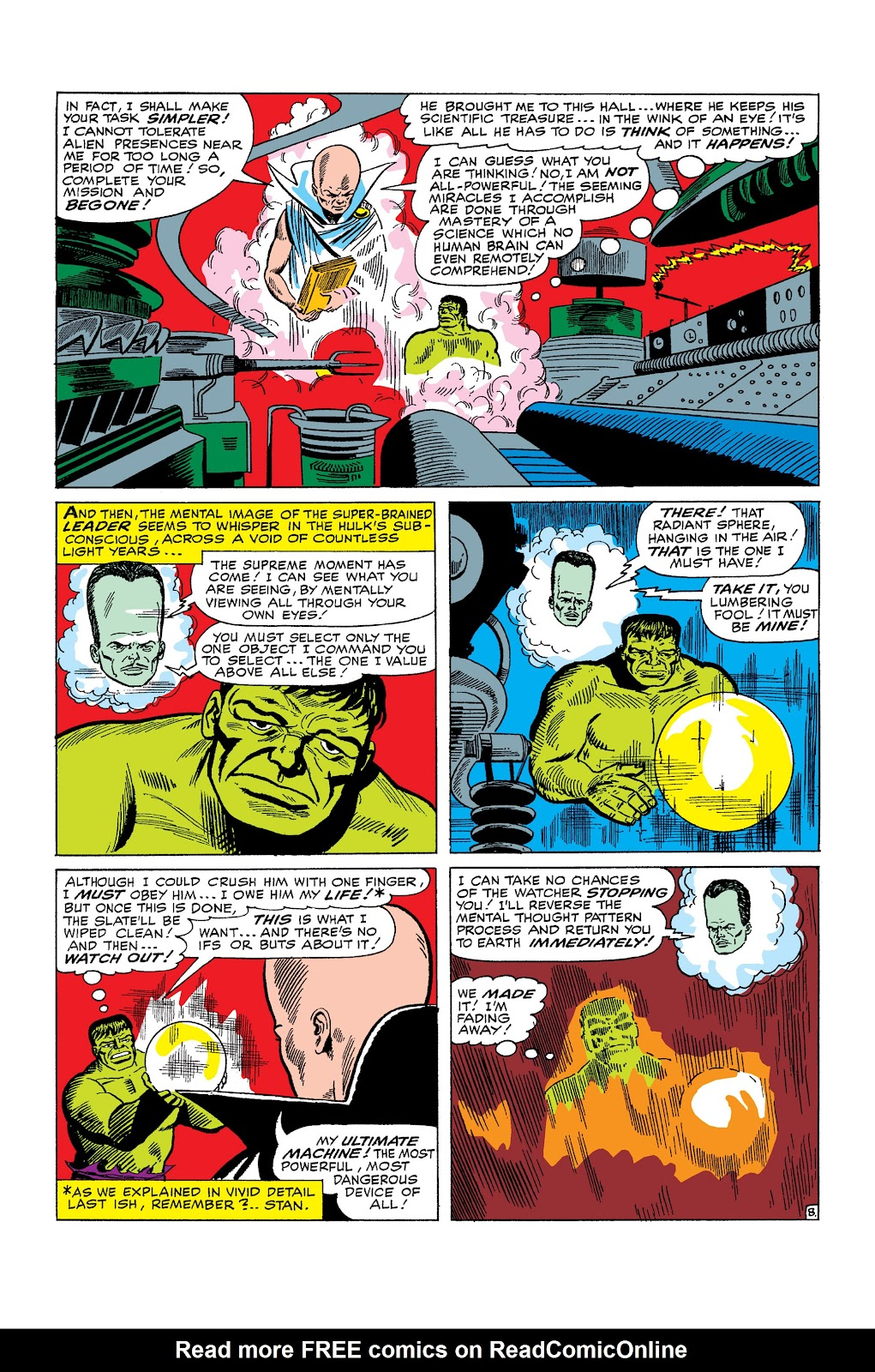 Read online Marvel Masterworks: The Incredible Hulk comic -  Issue # TPB 2 (Part 2) - 86