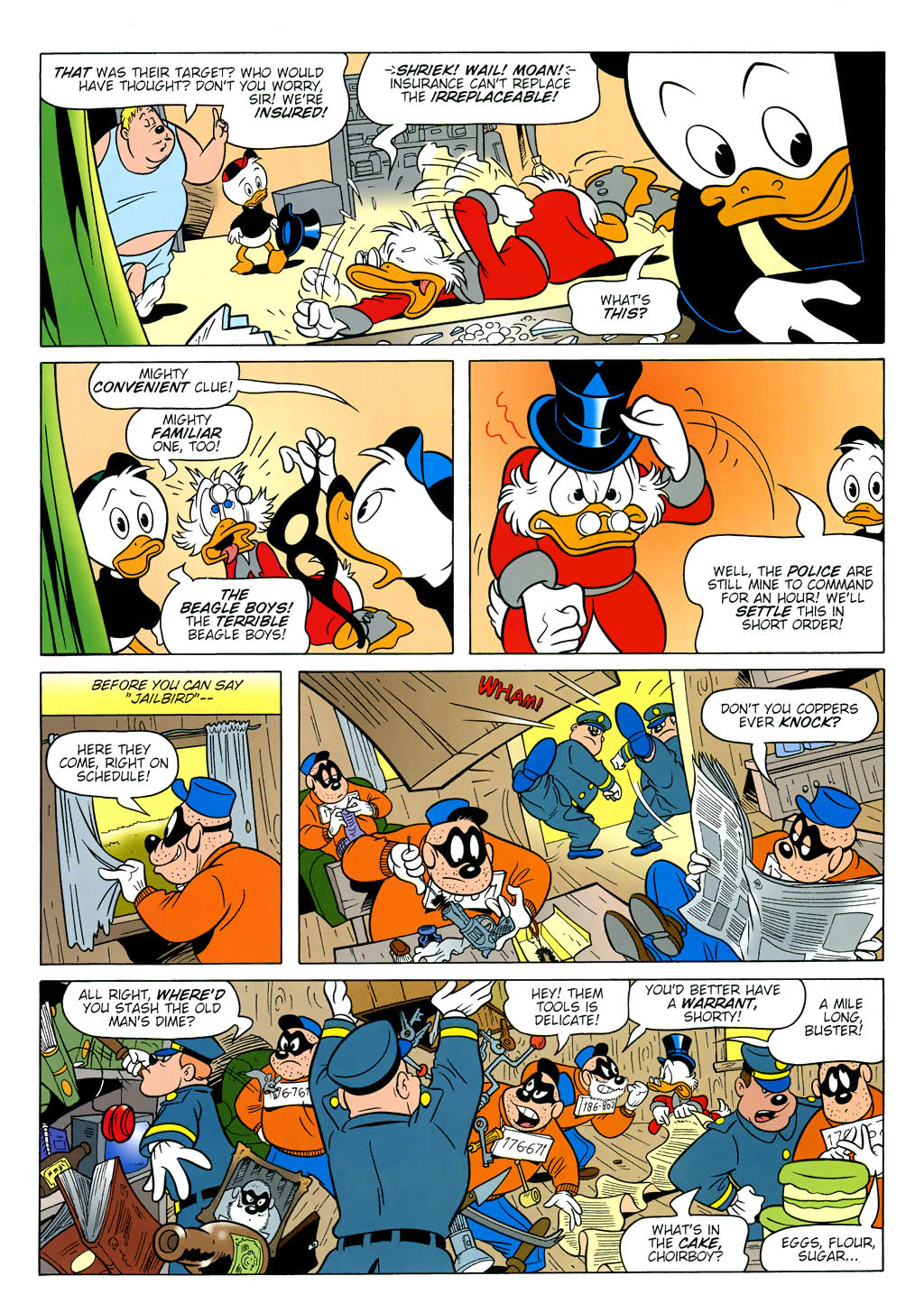 Read online Uncle Scrooge (1953) comic -  Issue #321 - 59