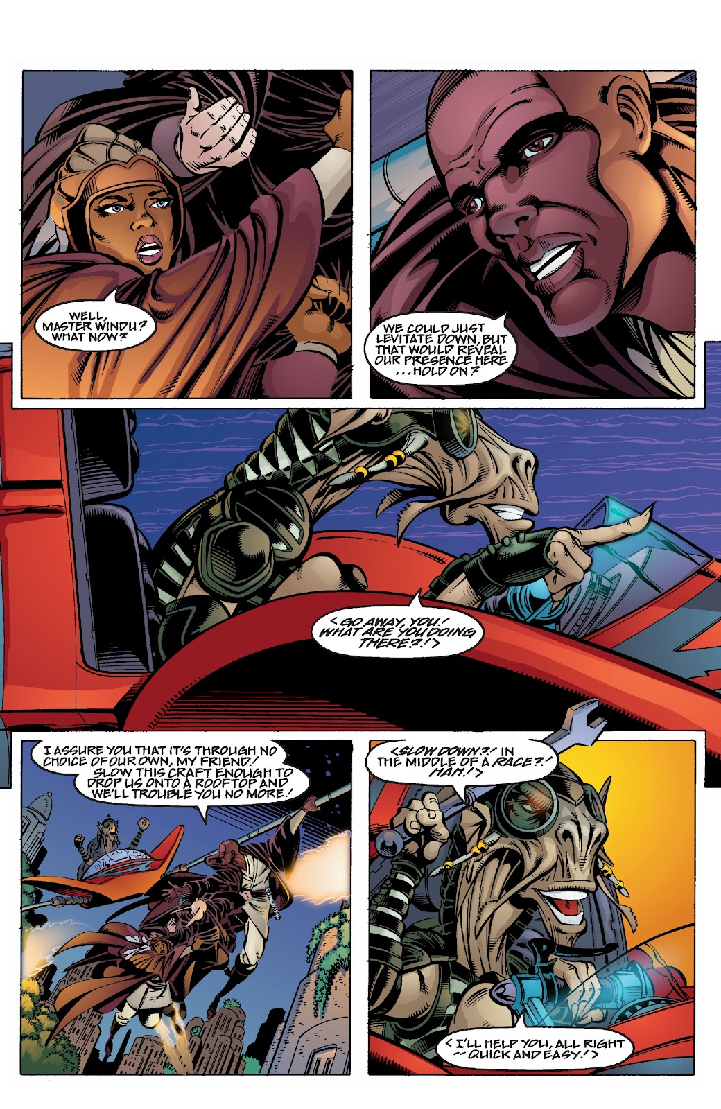 Read online Star Wars Legends Epic Collection: The Menace Revealed comic -  Issue # TPB (Part 4) - 17