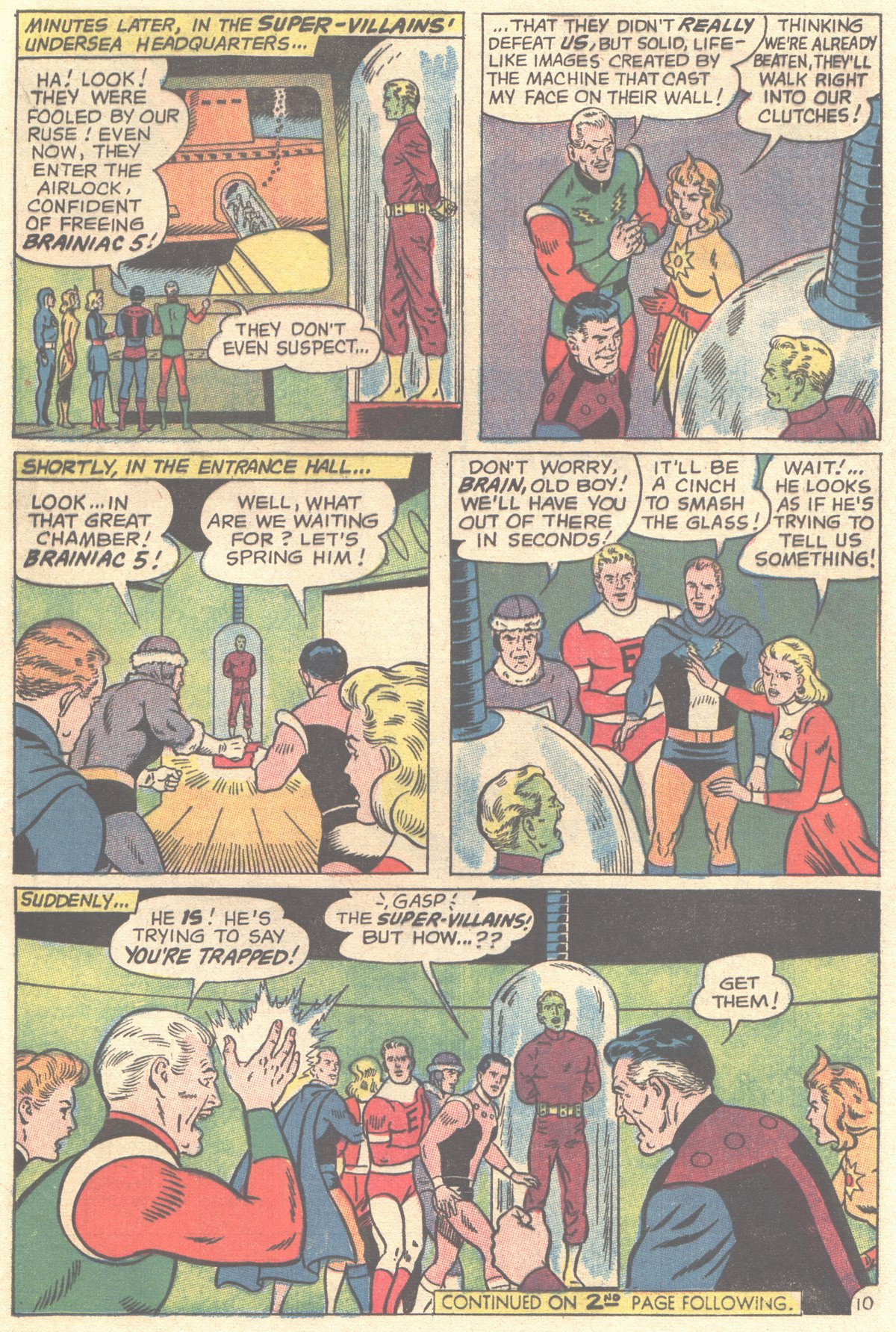 Read online Adventure Comics (1938) comic -  Issue #355 - 13