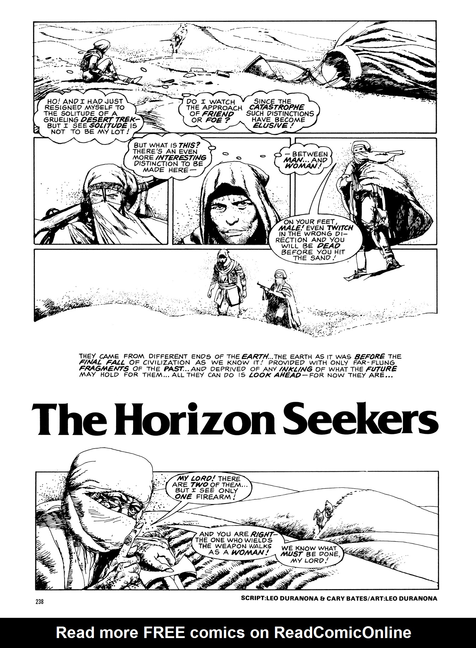 Read online Eerie Archives comic -  Issue # TPB 20 - 238