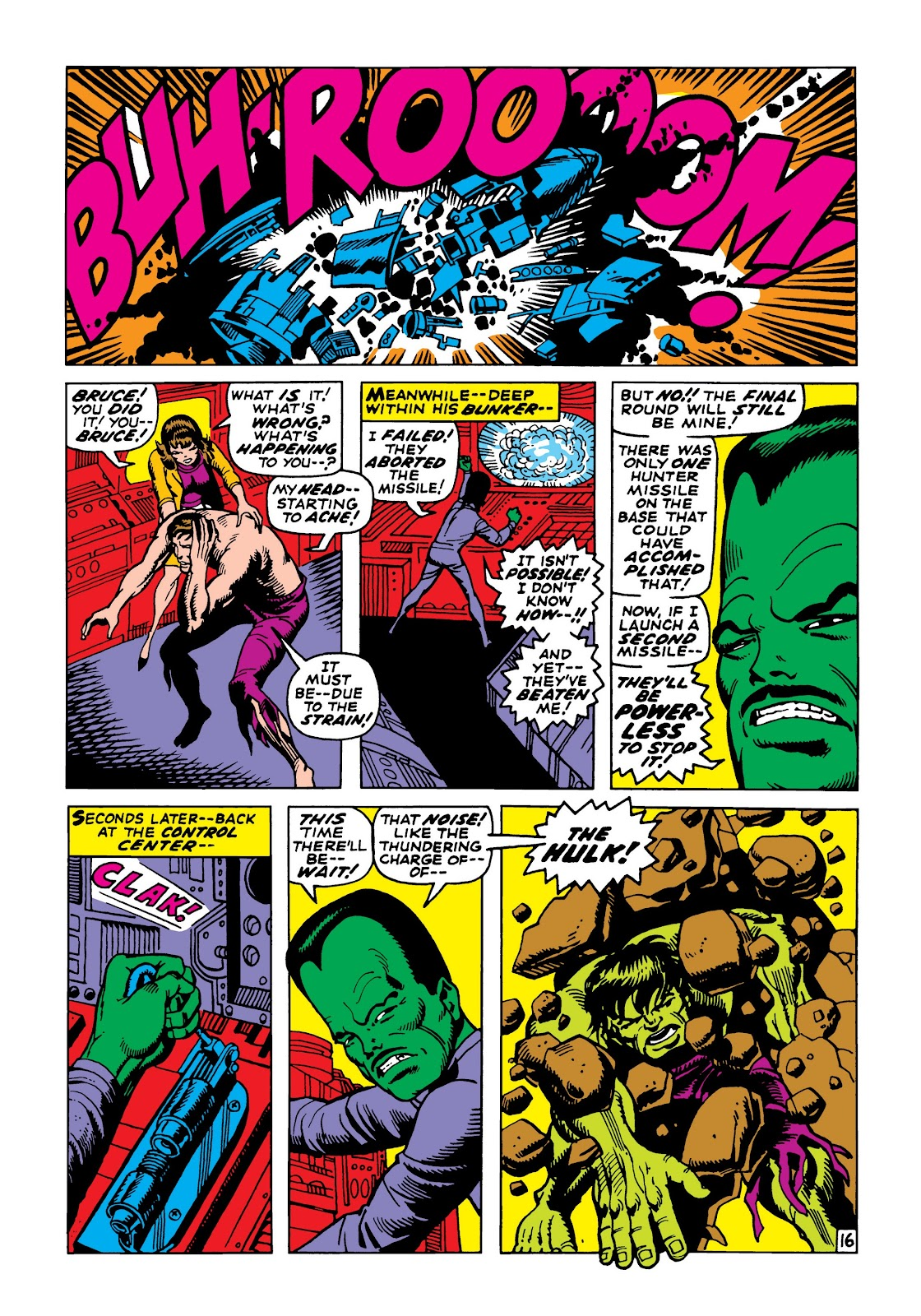 Read online Marvel Masterworks: The Incredible Hulk comic -  Issue # TPB 5 (Part 2) - 48
