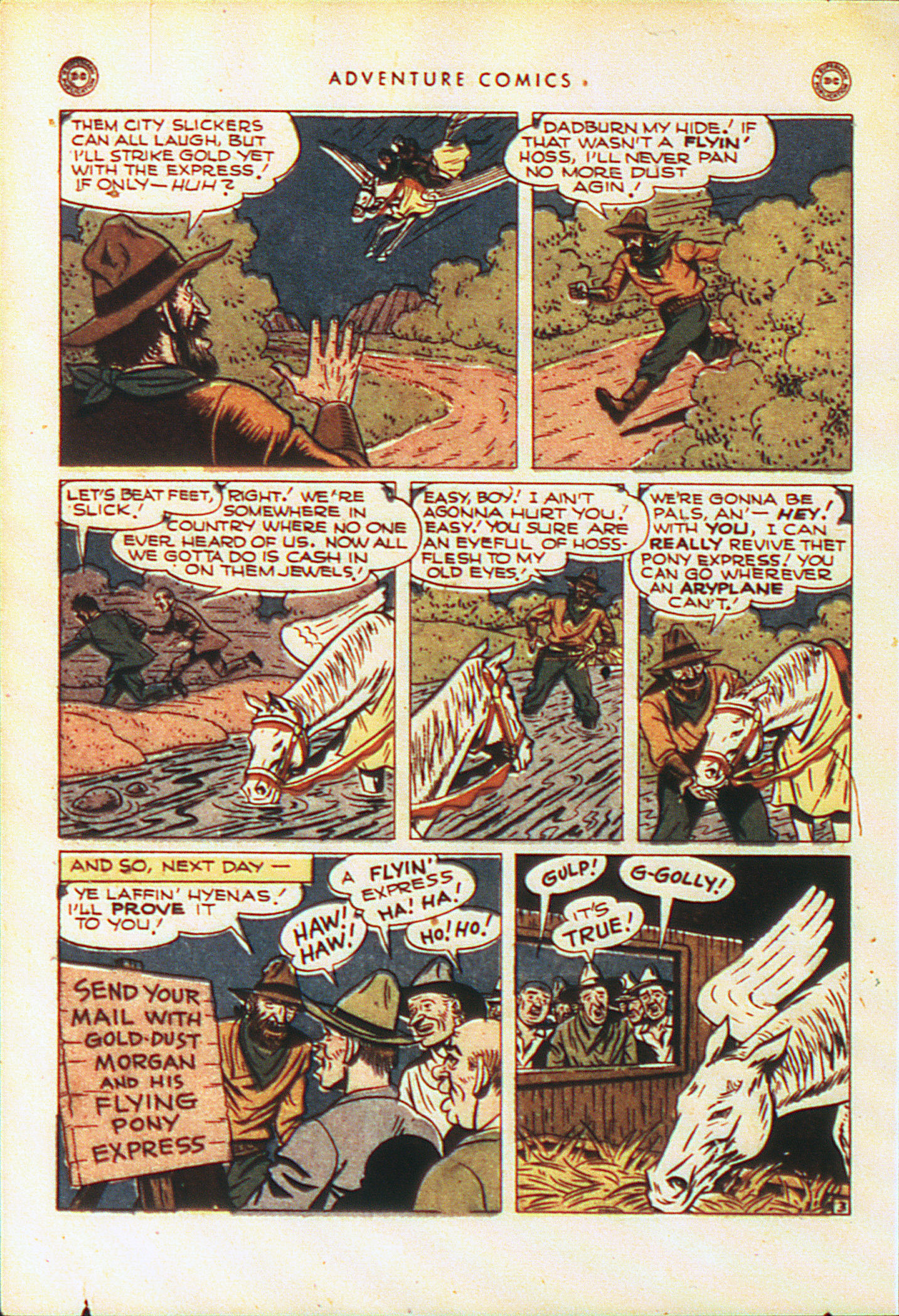 Read online Adventure Comics (1938) comic -  Issue #104 - 33