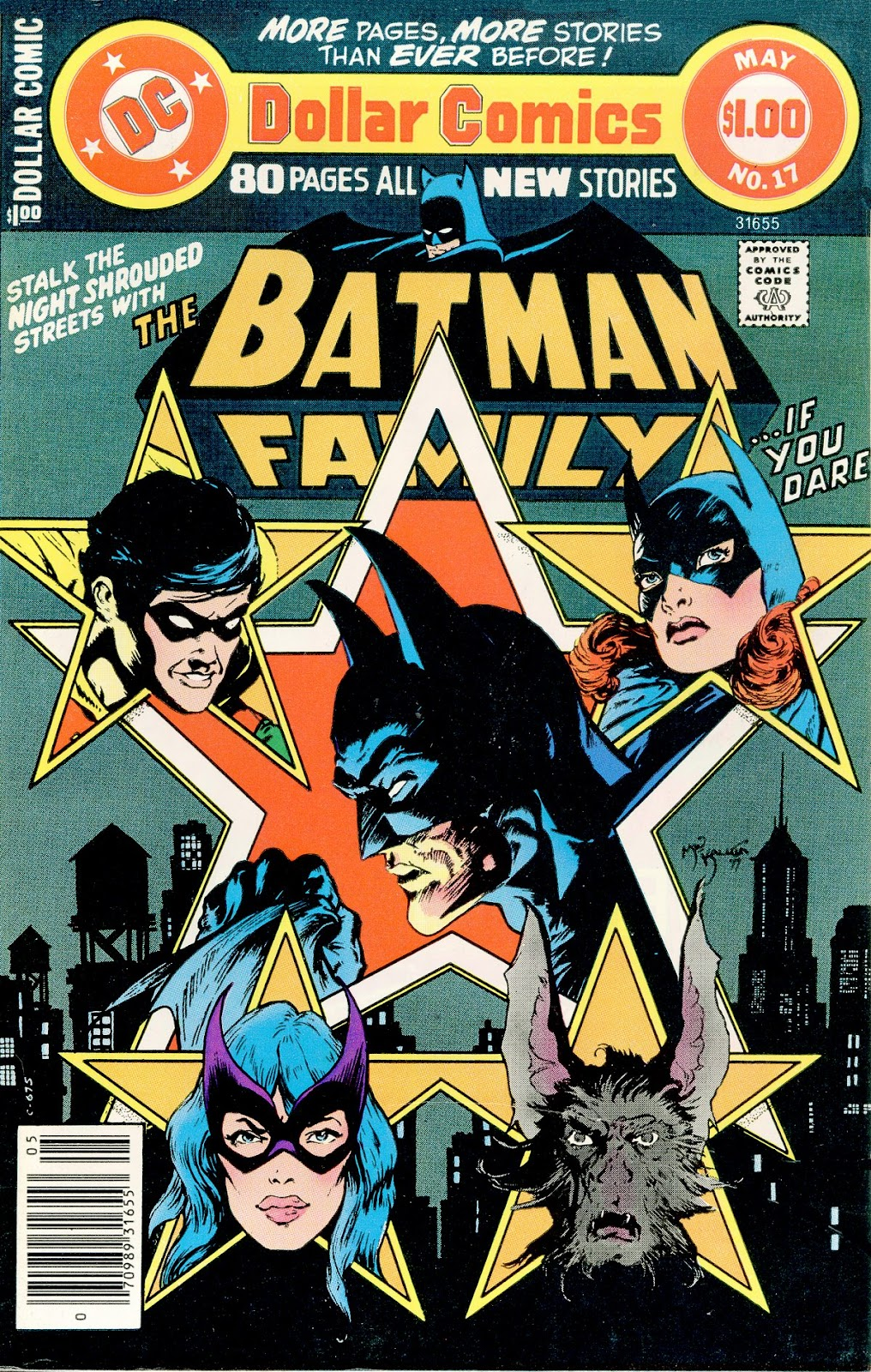 The Batman Family issue 17 - Page 1