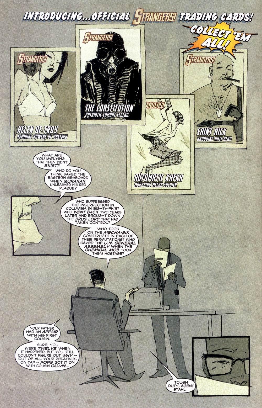 Read online Automatic Kafka comic -  Issue #2 - 9