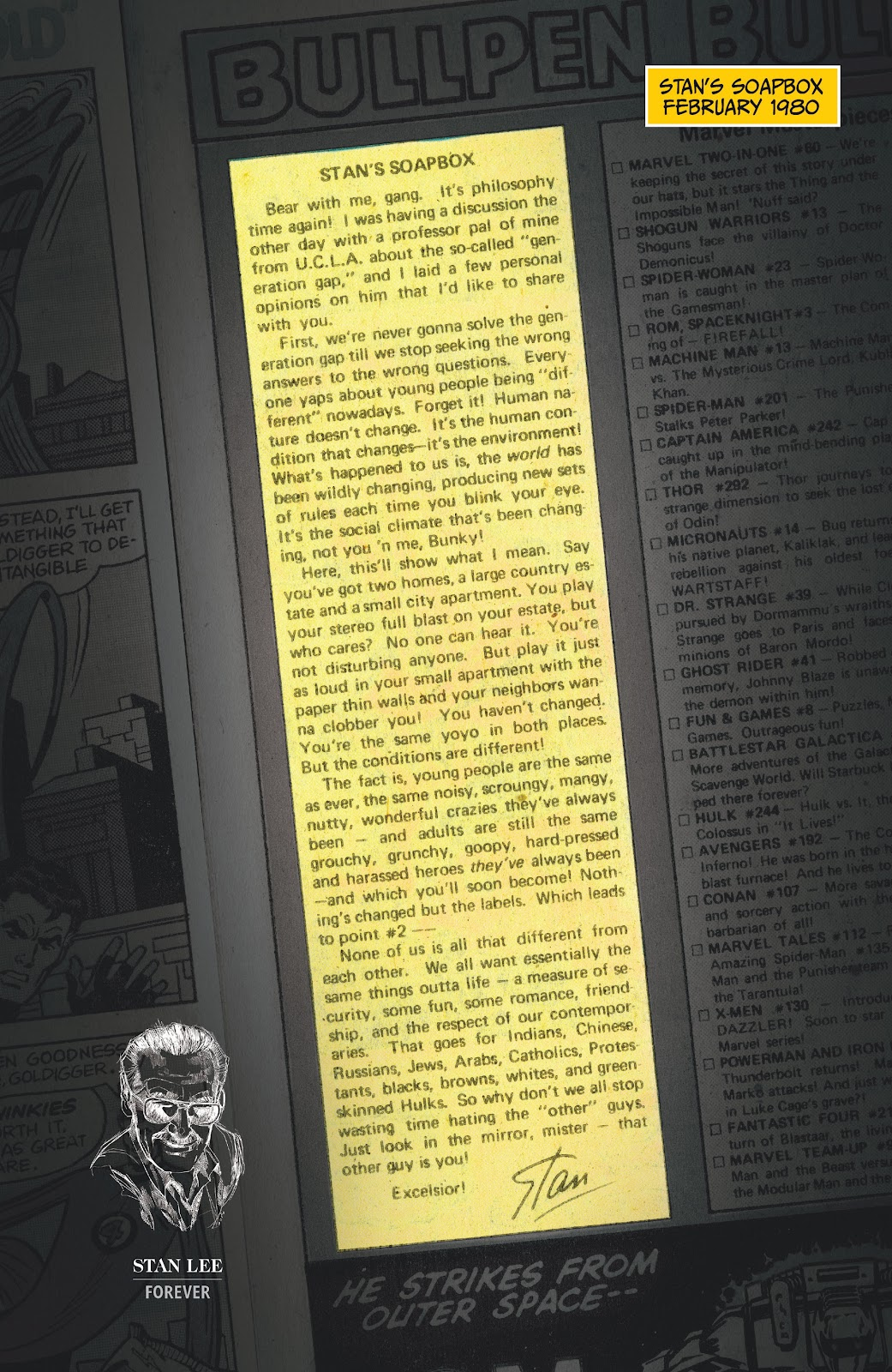 Read online Marvels X comic -  Issue #1 - 10