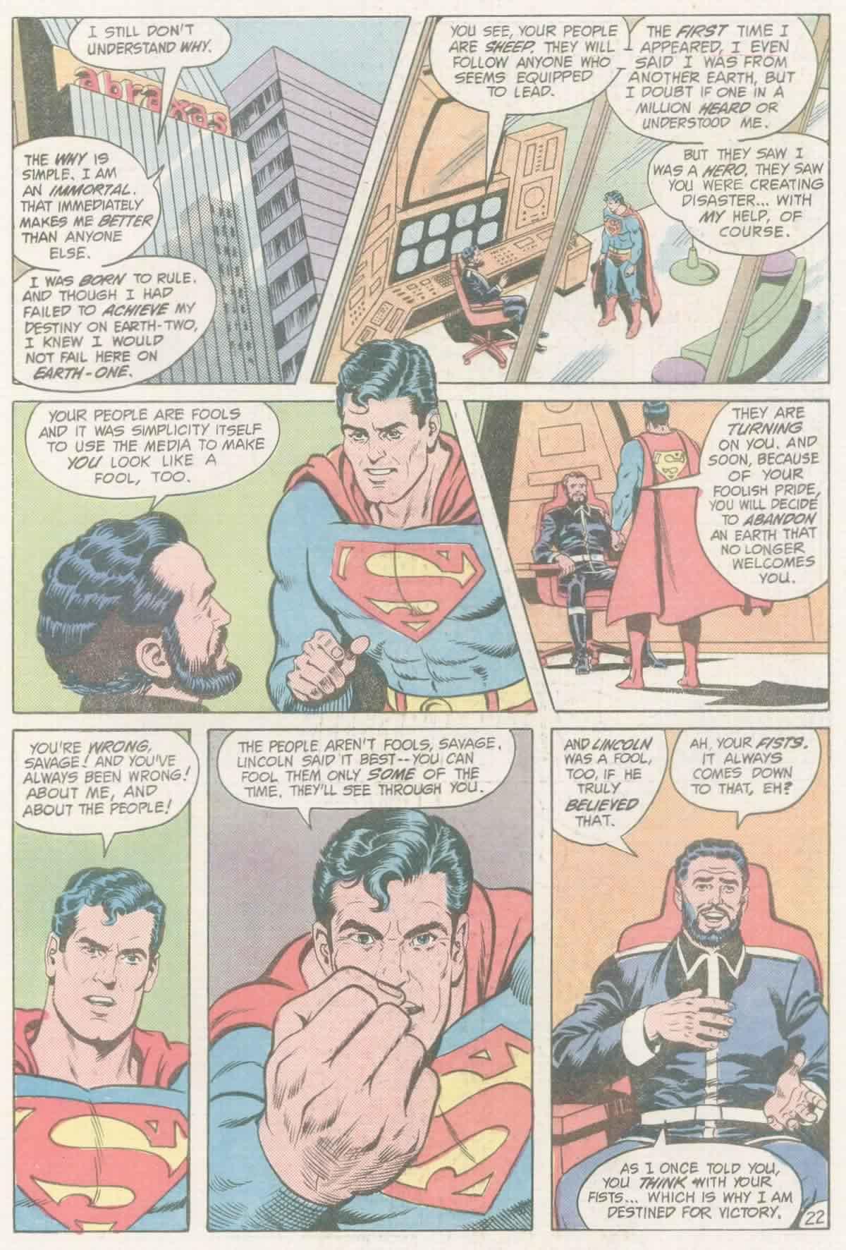Action Comics (1938) 556 Page 22
