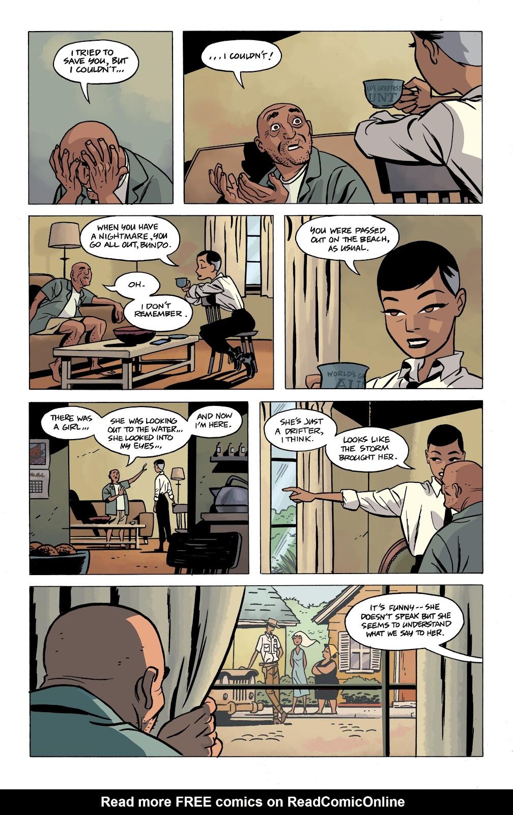 Read online The Twilight Children comic -  Issue #2 - 7