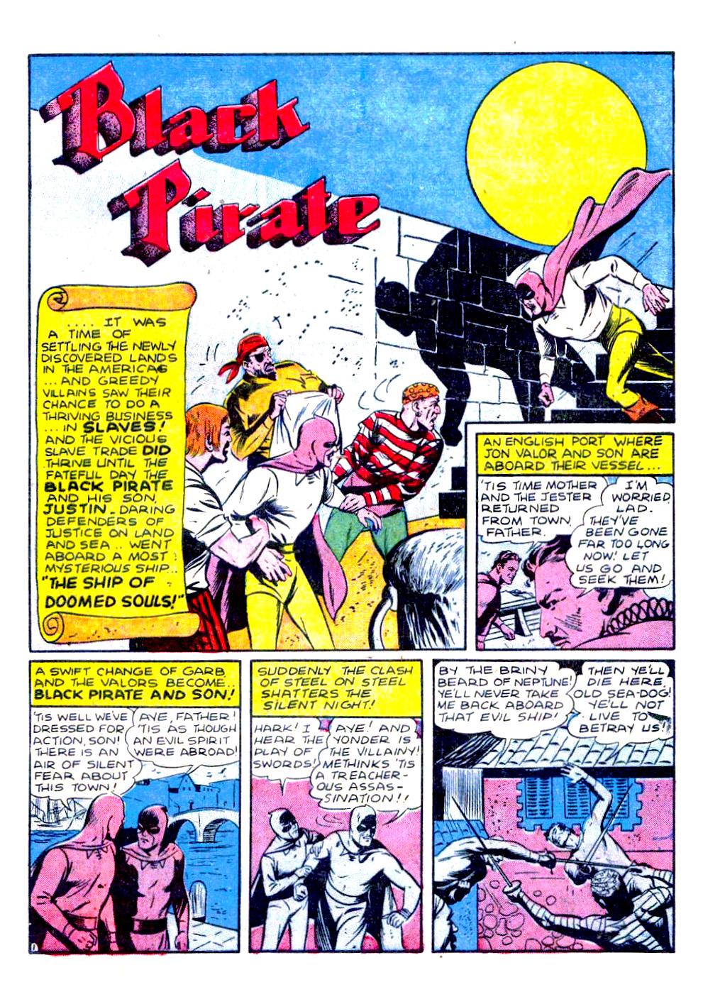 Read online Sensation (Mystery) Comics comic -  Issue #29 - 17