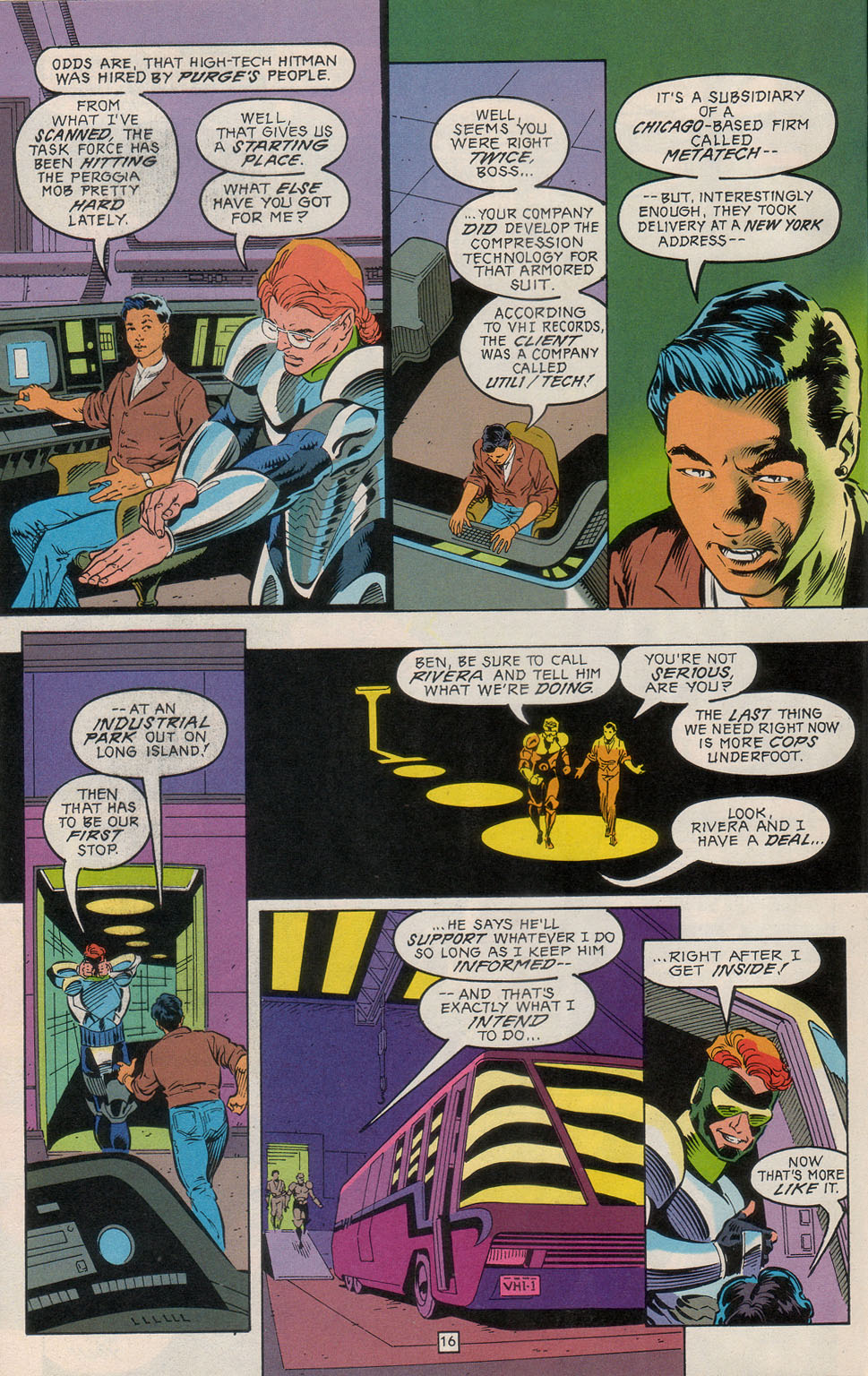 Read online Gunfire comic -  Issue #4 - 20