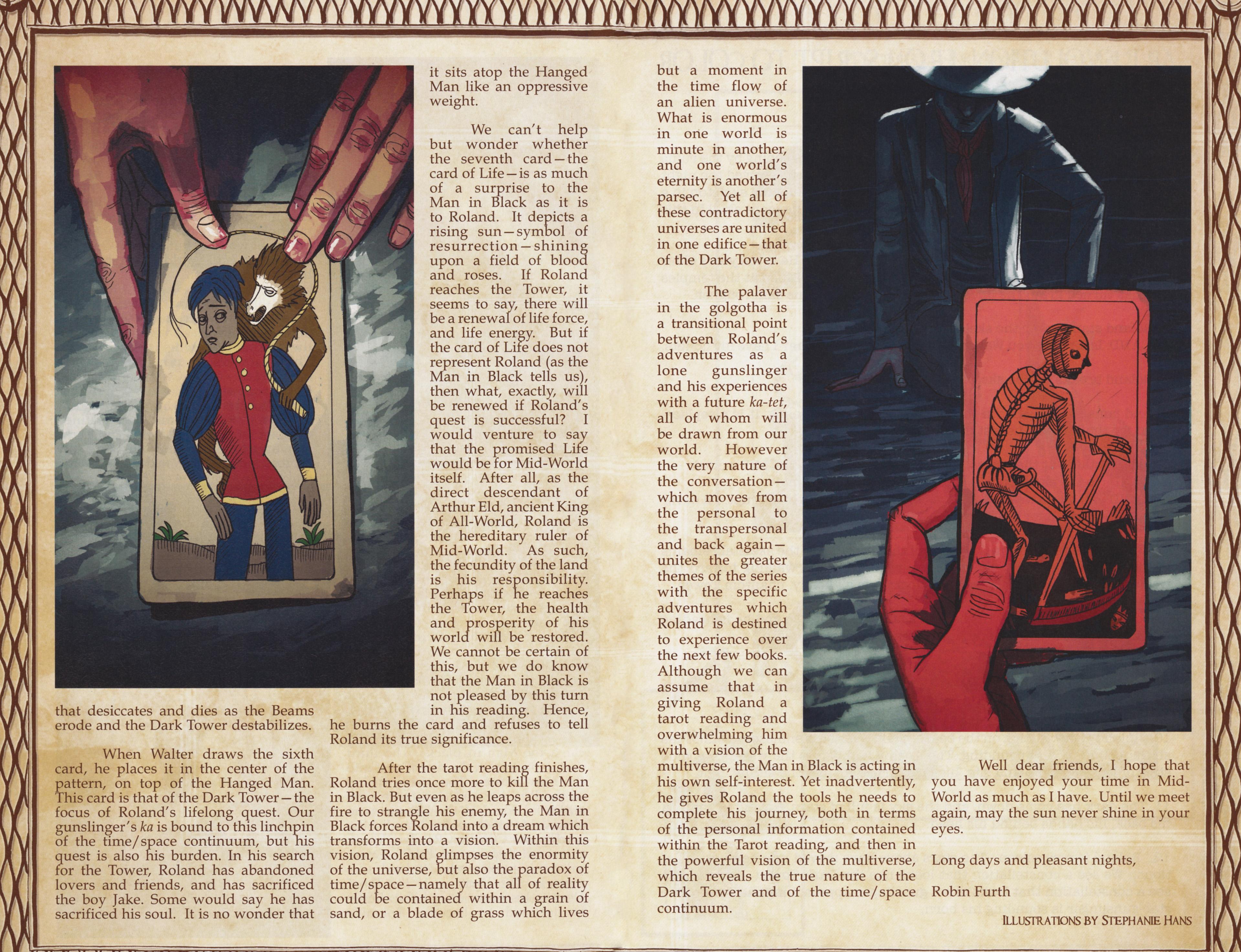 Read online Dark Tower: The Gunslinger - The Man in Black comic -  Issue #5 - 26