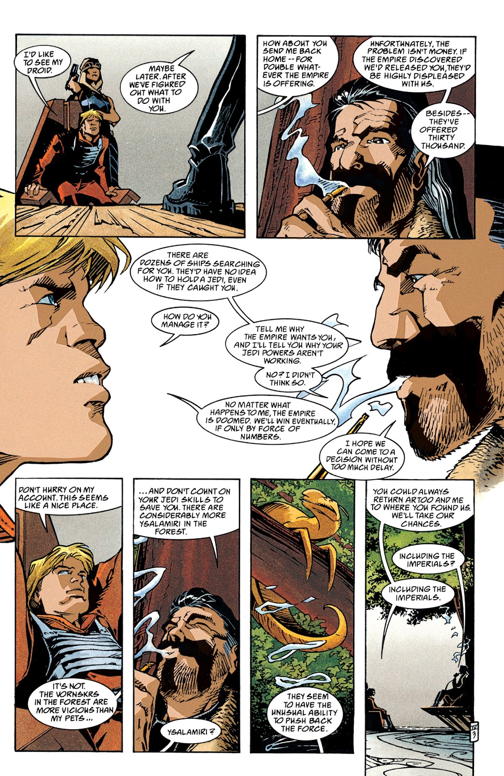Read online Star Wars Legends: The New Republic - Epic Collection comic -  Issue # TPB 4 (Part 1) - 82