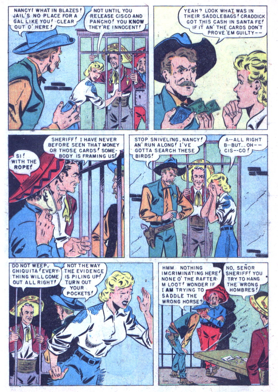 Four Color Comics issue 292 - Page 30