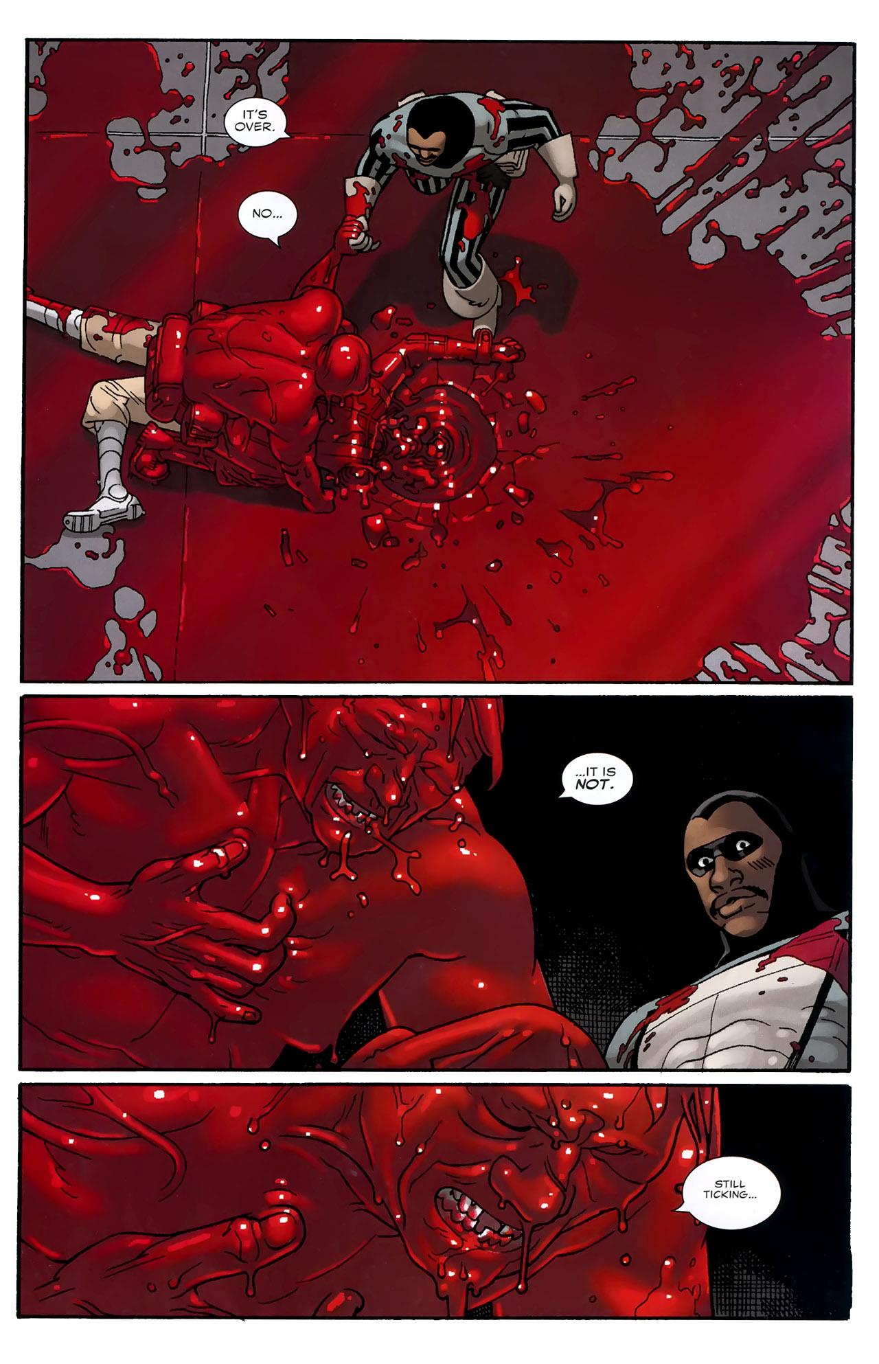 Read online Destroyer comic -  Issue #3 - 22