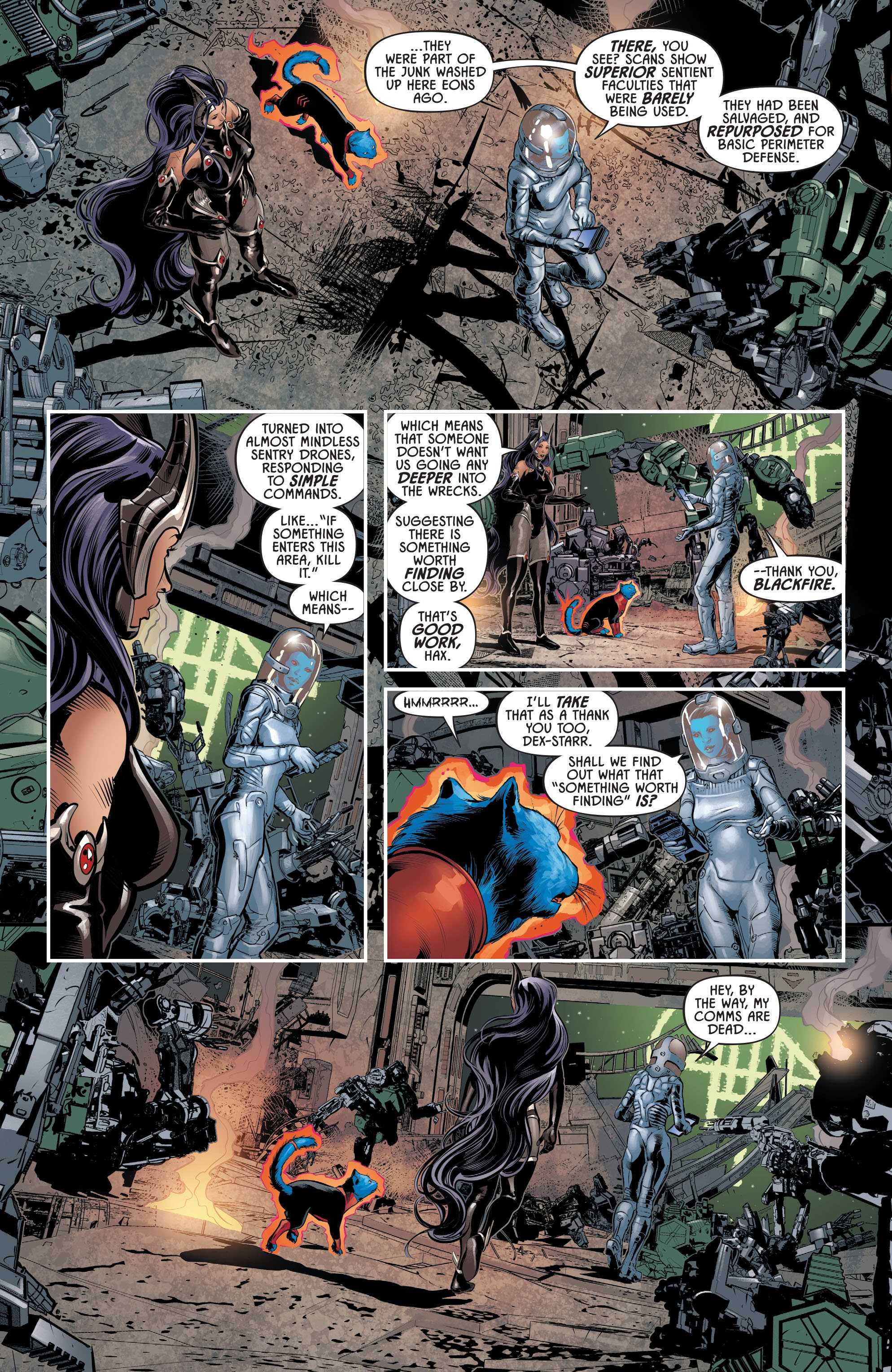 Justice League Odyssey #17 #17 - English 10