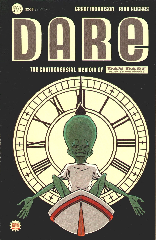 Read online Dare comic -  Issue #4 - 1