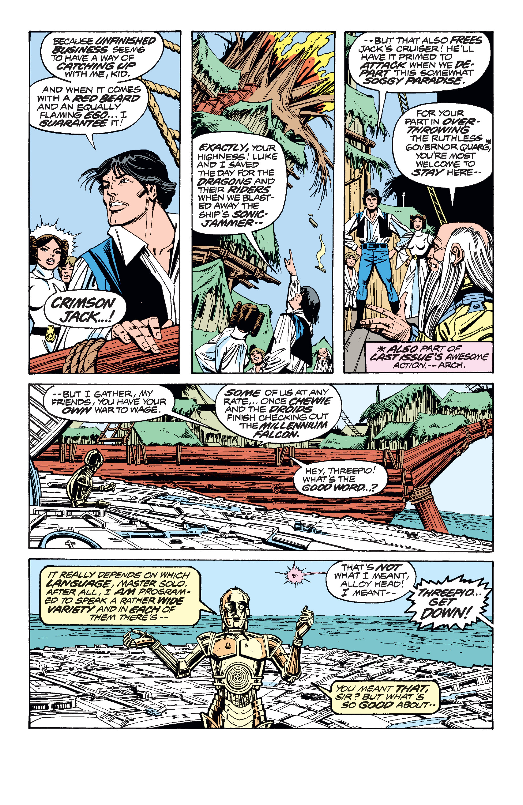 Read online Star Wars Omnibus comic -  Issue # Vol. 13 - 263
