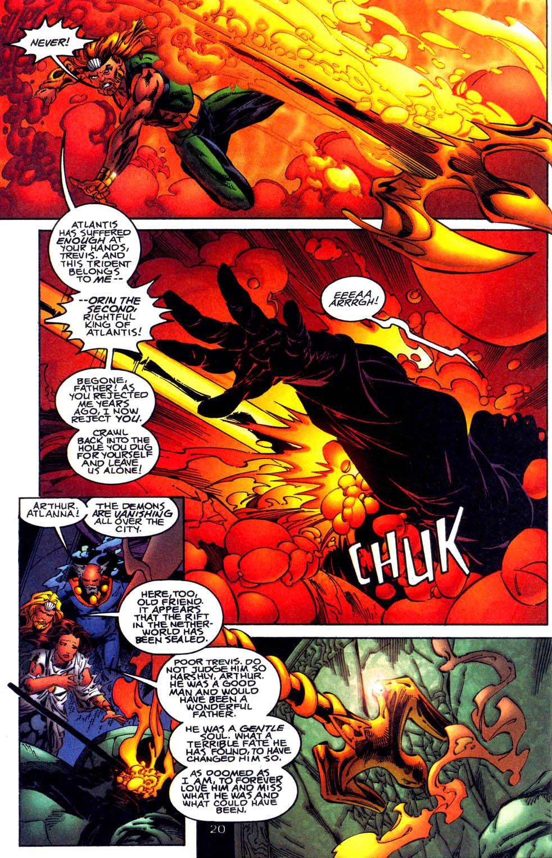 Read online Aquaman (1994) comic -  Issue #61 - 21
