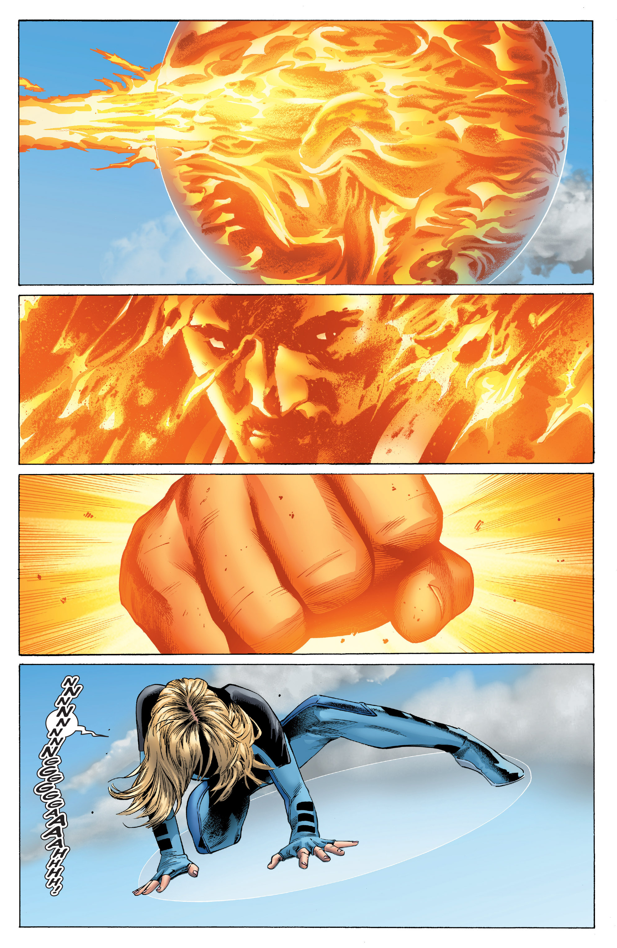 Read online Ultimate Power comic -  Issue #5 - 12