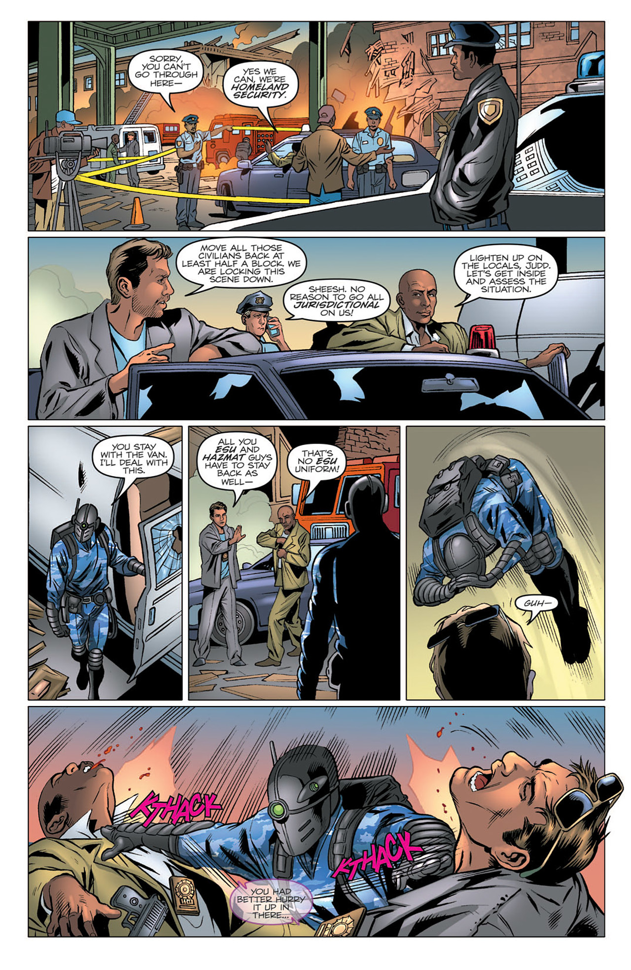 G.I. Joe: A Real American Hero 172 Page 12