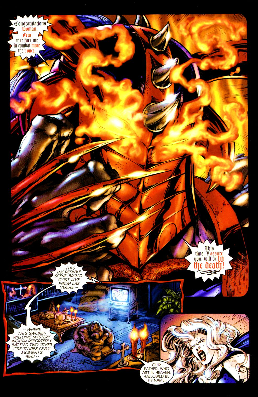 Lady Death: The Rapture 3 Page 2