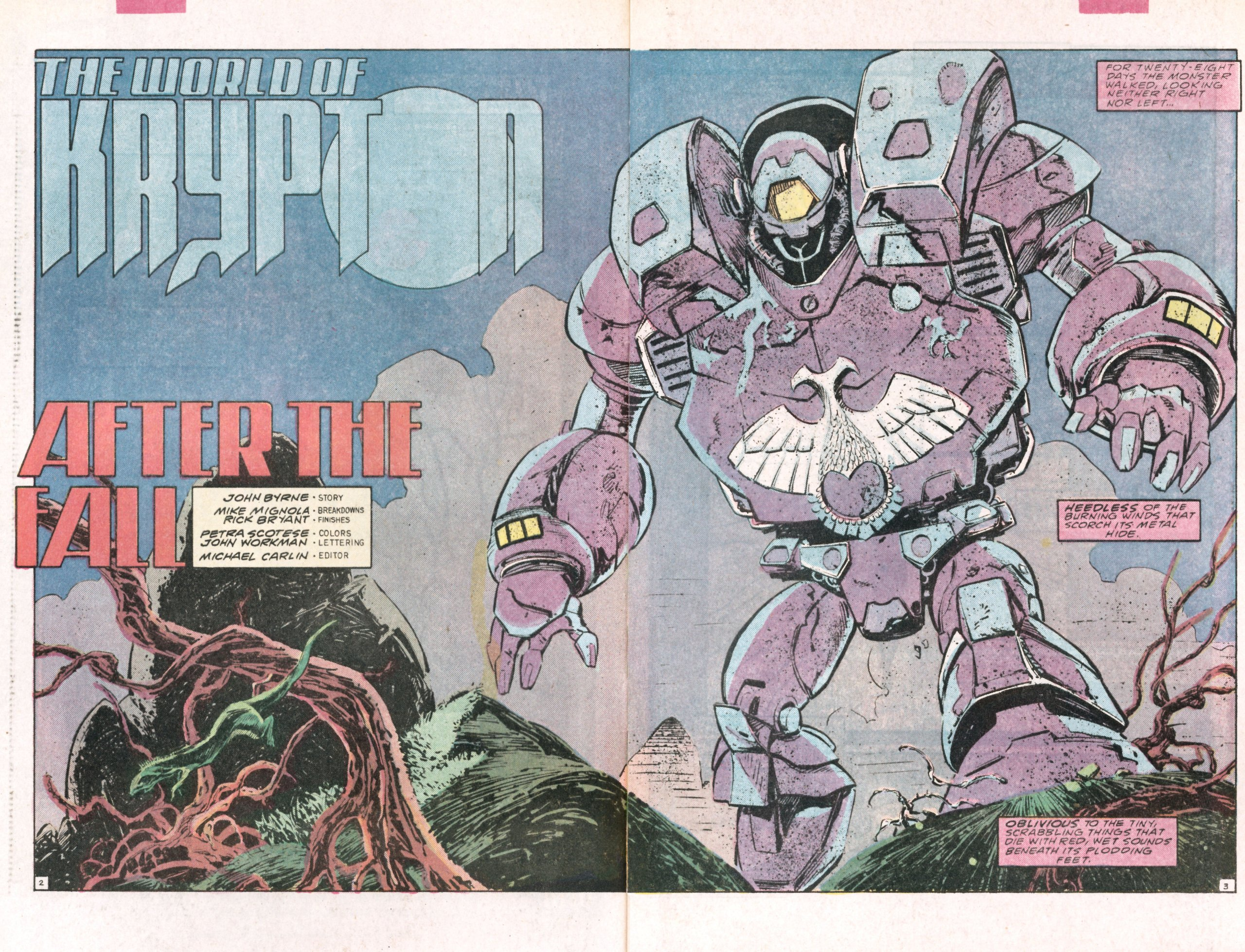 Read online World of Krypton comic -  Issue #2 - 6
