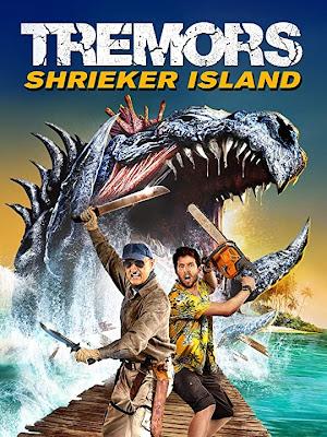 Sâu Đất: Đảo Shrieker