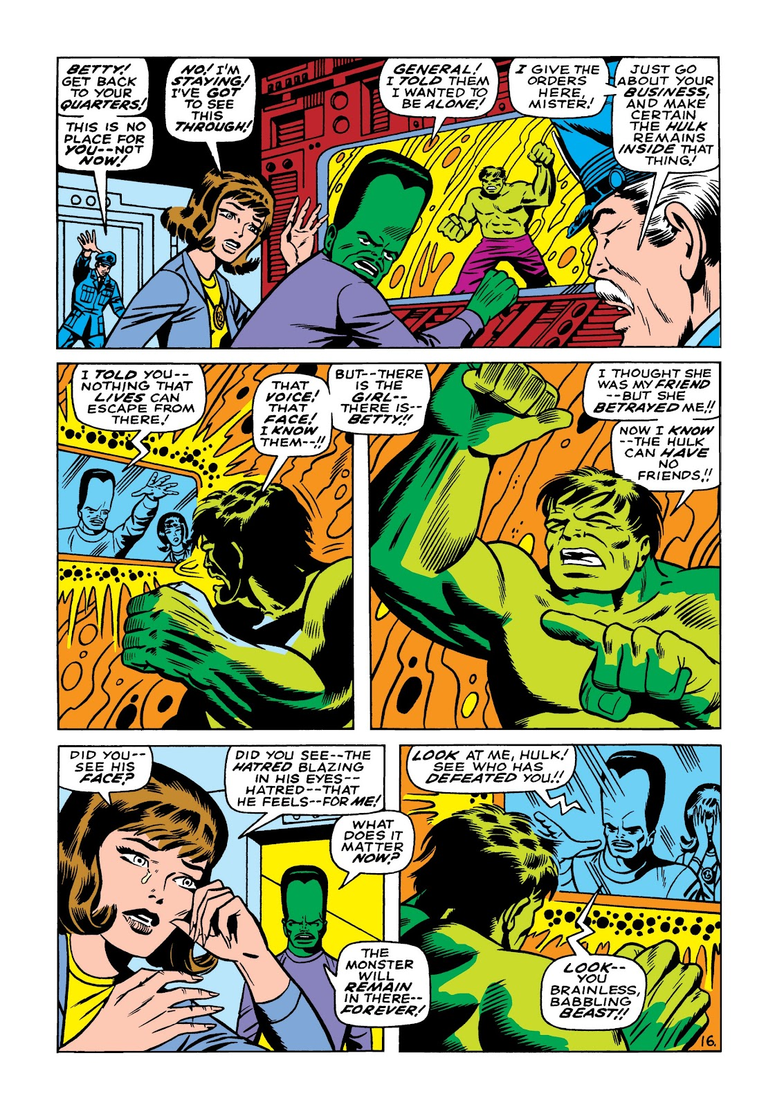 Read online Marvel Masterworks: The Incredible Hulk comic -  Issue # TPB 5 (Part 2) - 6