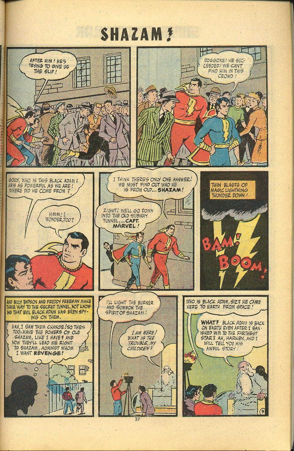 Read online Shazam! (1973) comic -  Issue #8 - 37