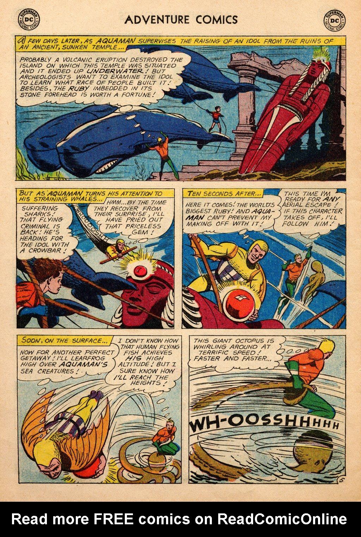 Read online Adventure Comics (1938) comic -  Issue #272 - 30