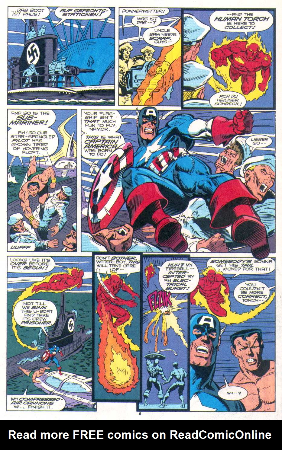 Read online The Invaders (1993) comic -  Issue #1 - 7