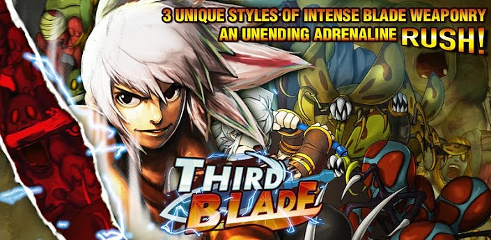download game third blade apk mod