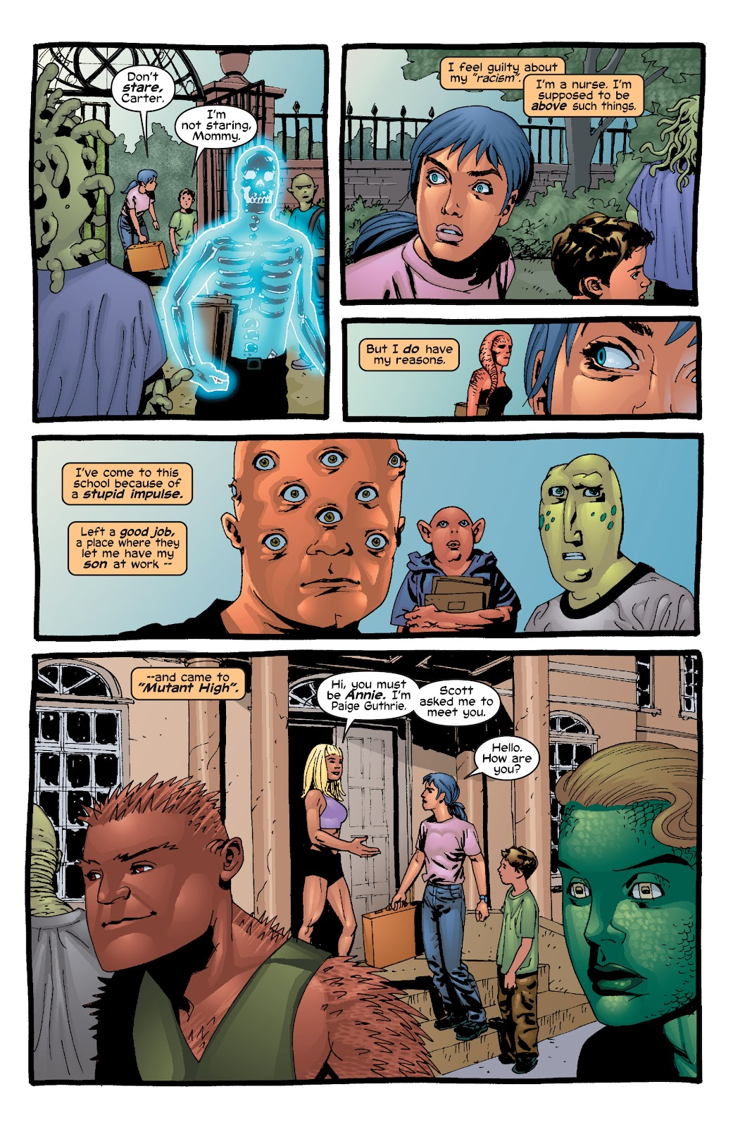 Read online X-Men: Unstoppable comic -  Issue # TPB (Part 1) - 77