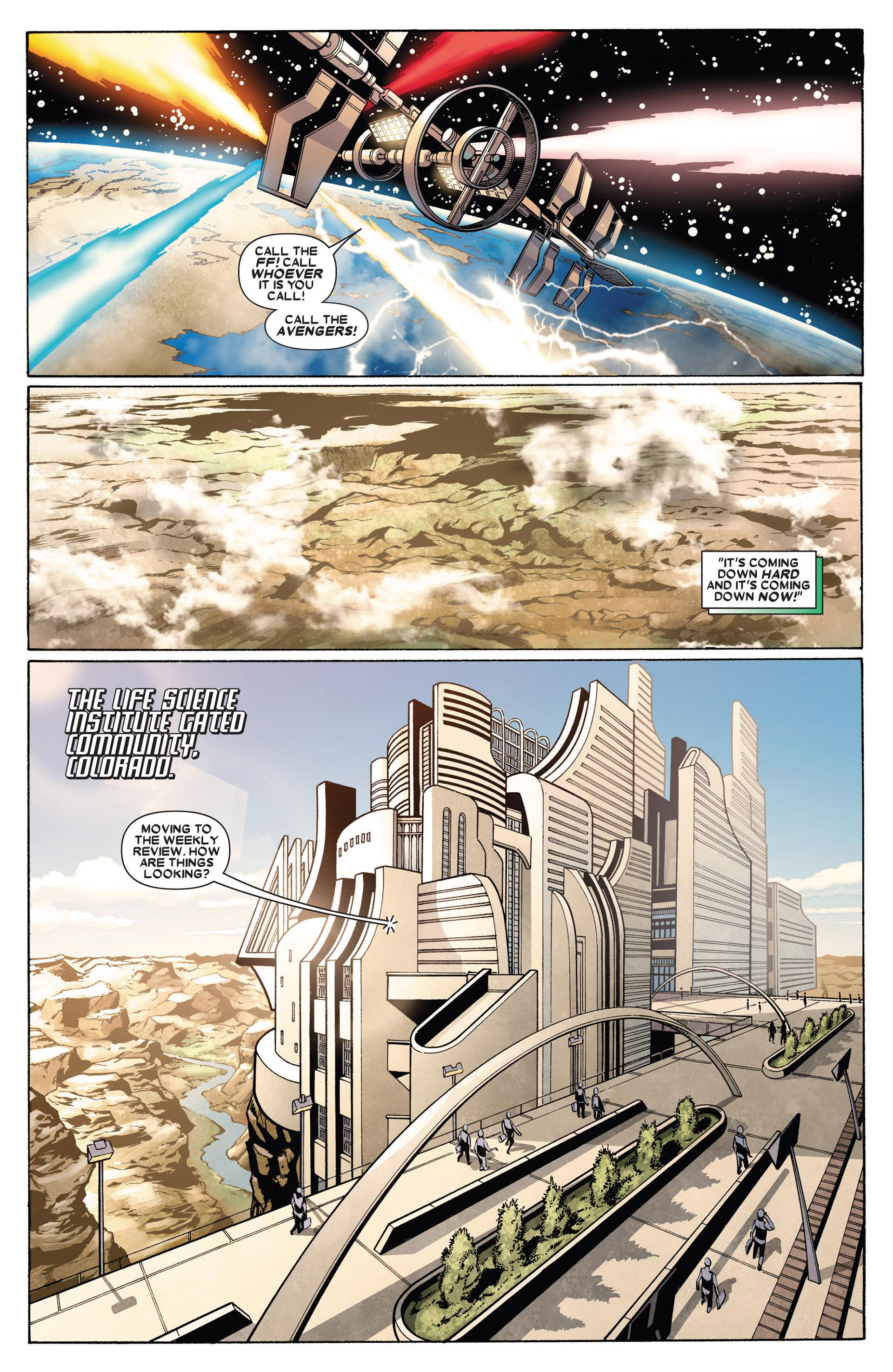 Read online Annihilators: Earthfall comic -  Issue #1 - 13