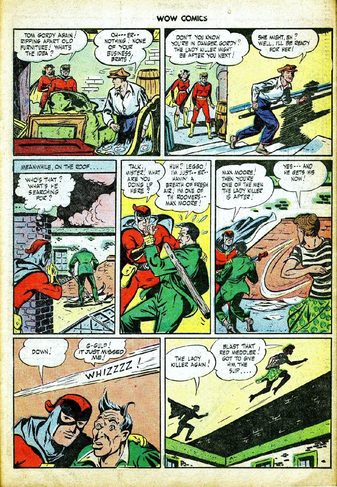 Wow Comics issue 57 - Page 31