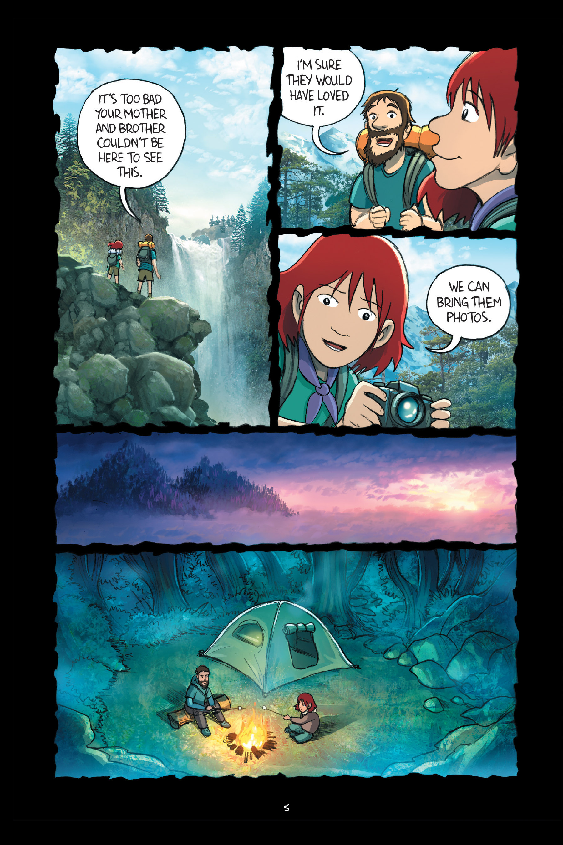 Read online Amulet comic -  Issue #7 - 9