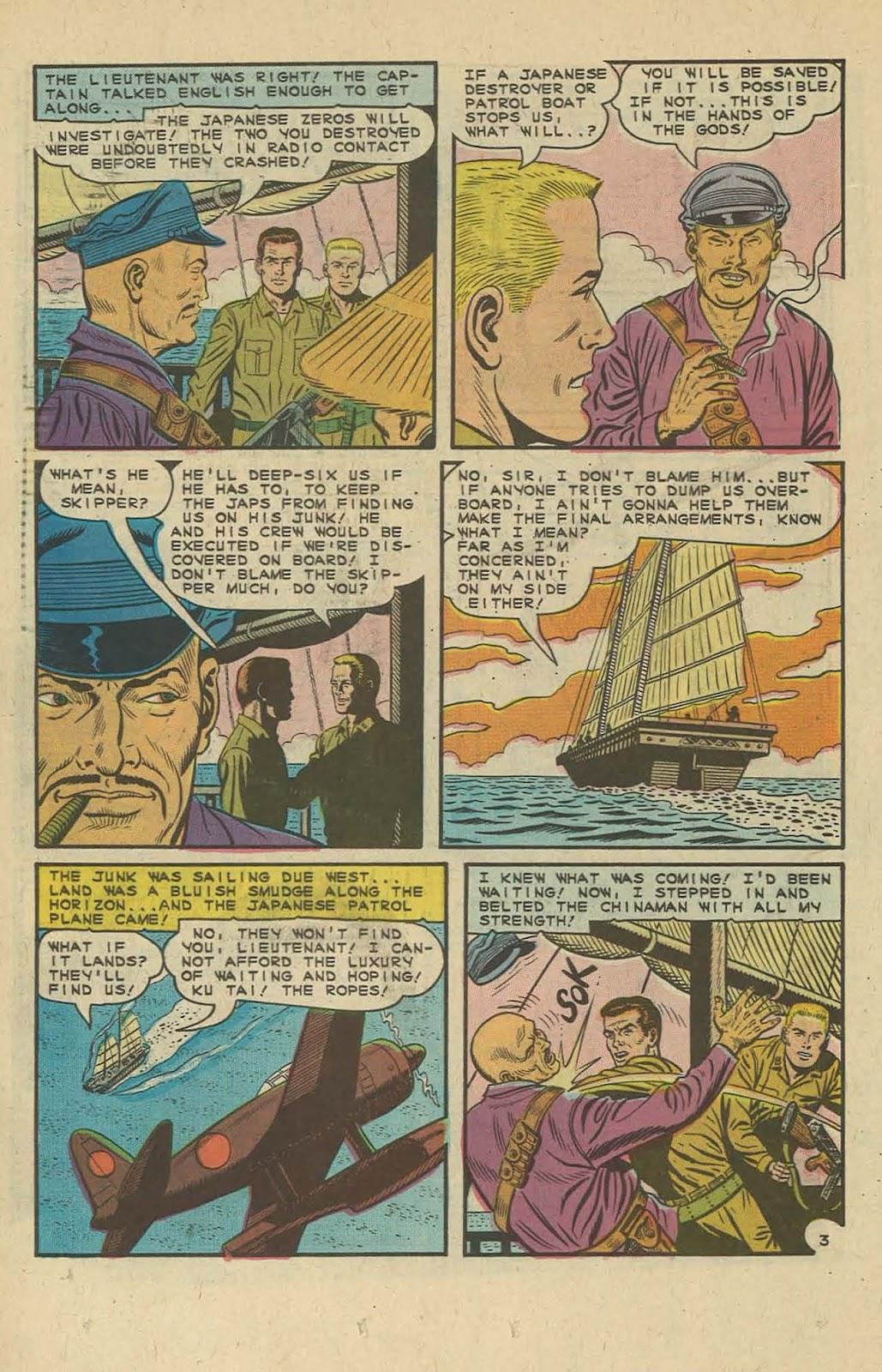 Read online Fightin' Navy comic -  Issue #127 - 20