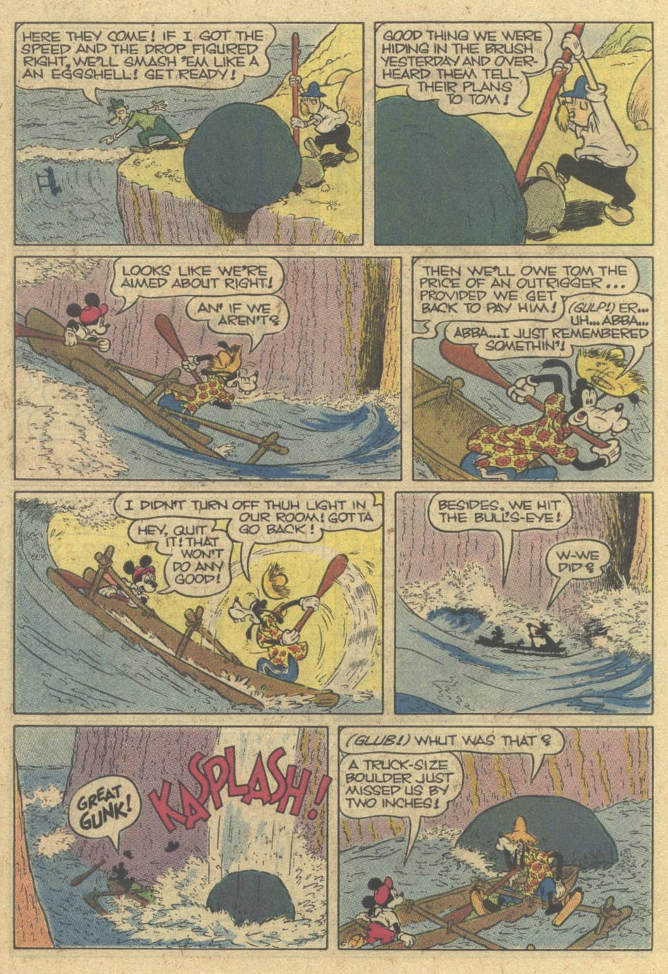 Walt Disney's Comics and Stories issue 501 - Page 30